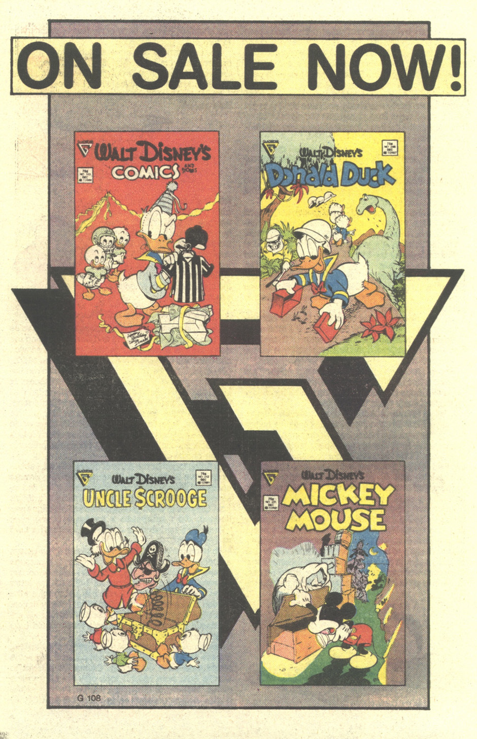 Walt Disney's Donald Duck (1986) issue 248 - Page 32