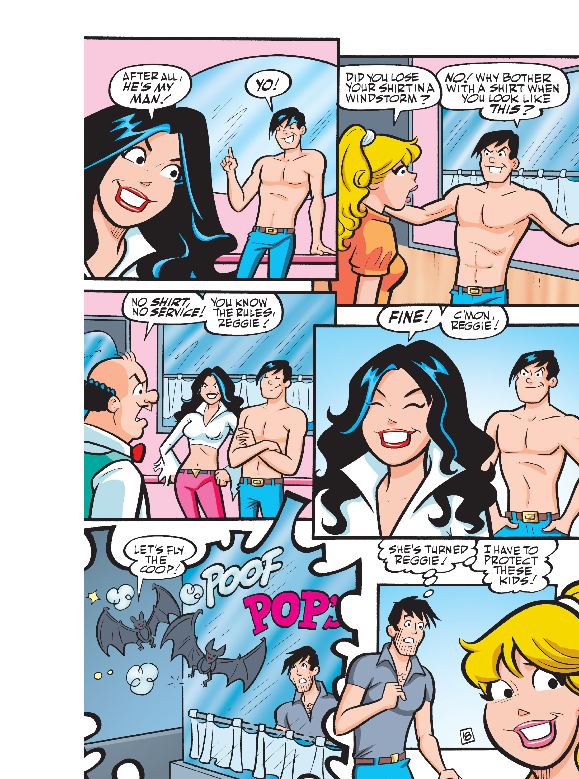 Read online Archie 75th Anniversary Digest comic -  Issue #4 - 88