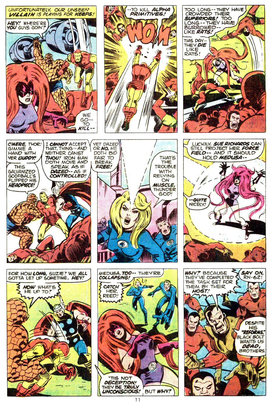 The Avengers (1963) 127 Page 7