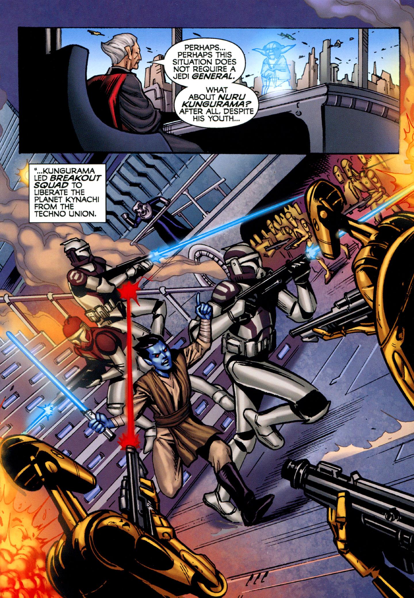 Read online Star Wars: The Clone Wars - Strange Allies comic -  Issue # Full - 12