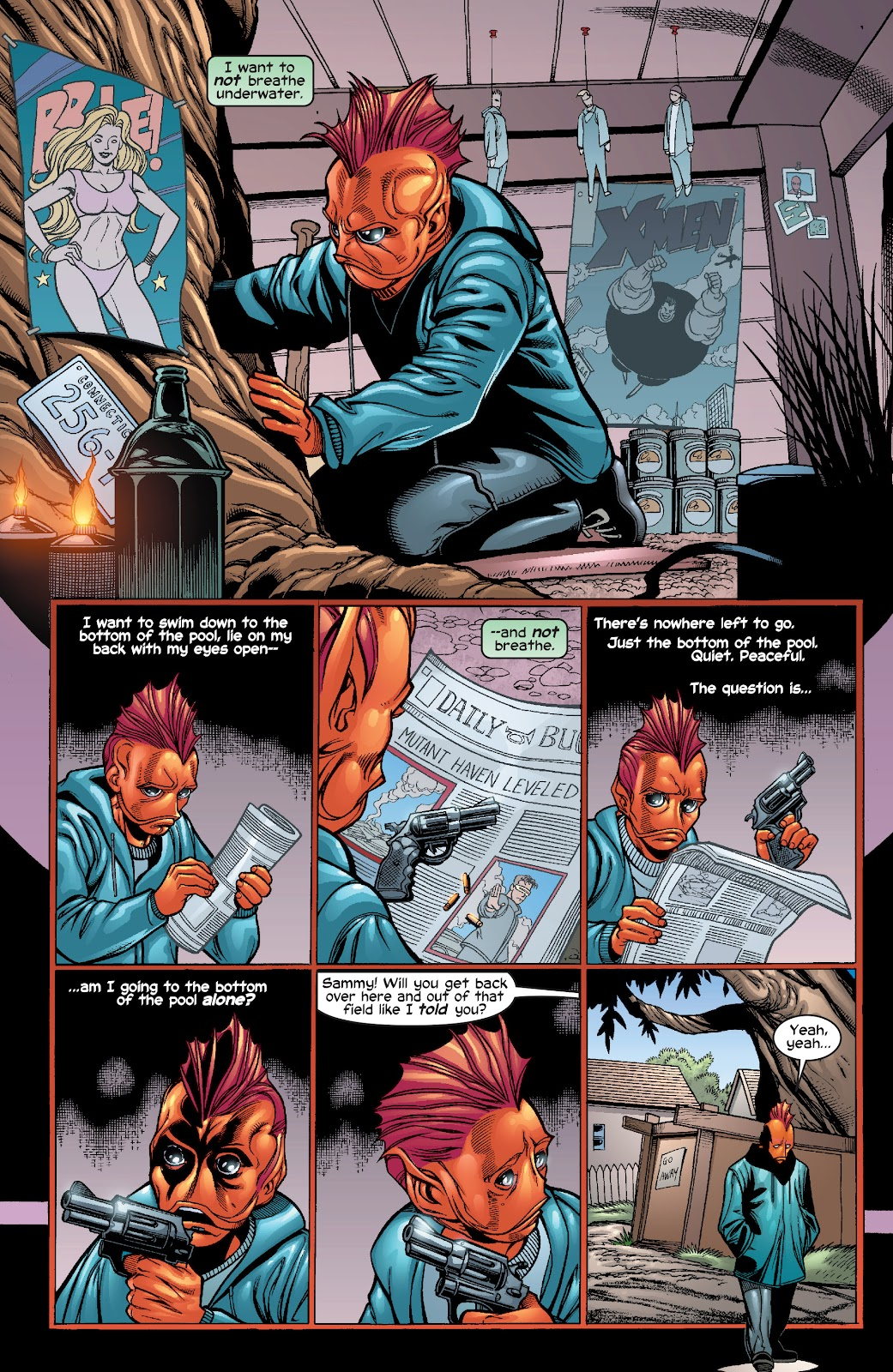 Read online X-Men: Unstoppable comic -  Issue # TPB (Part 1) - 10