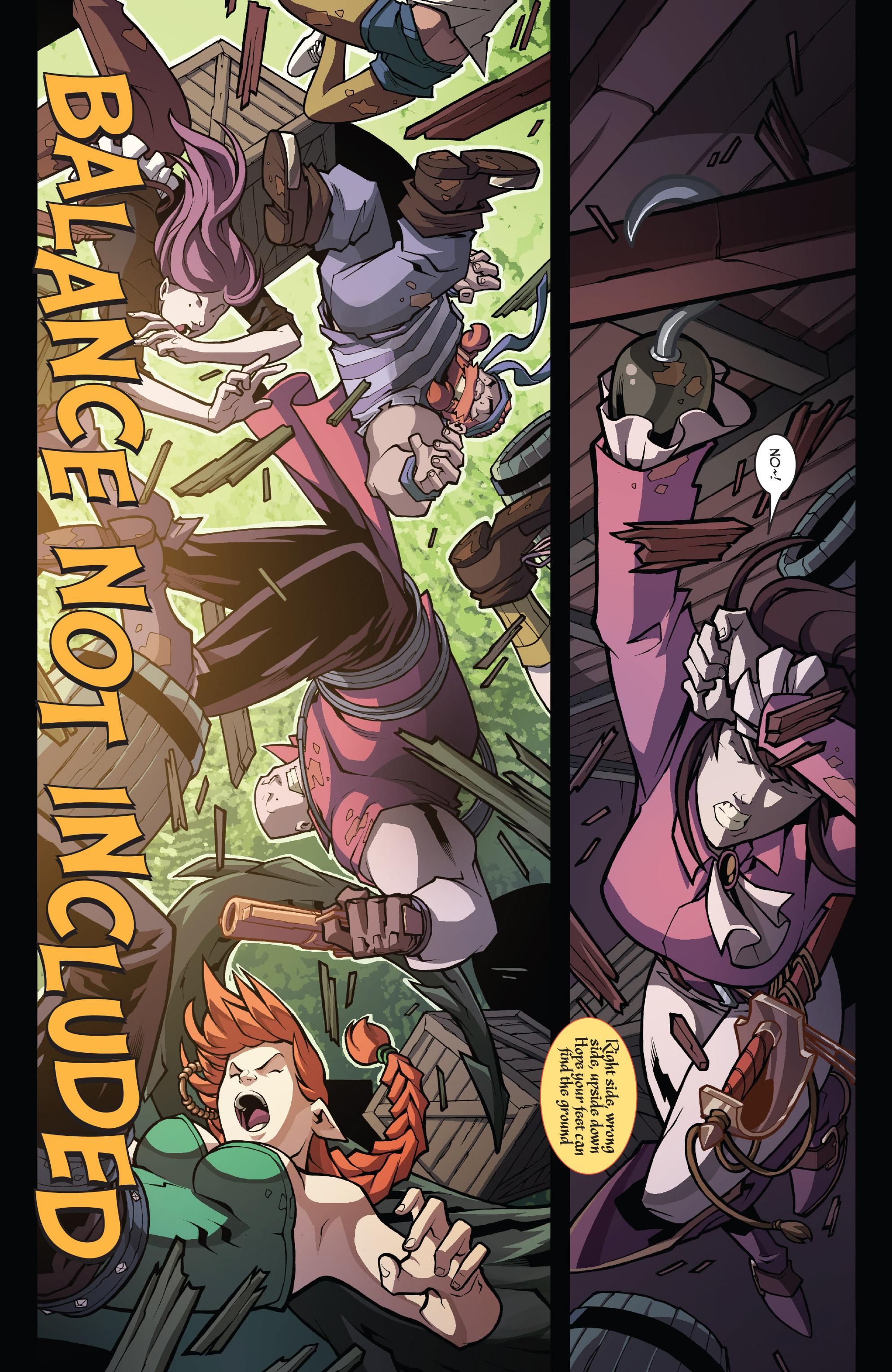 Read online Skullkickers comic -  Issue #16 - 20