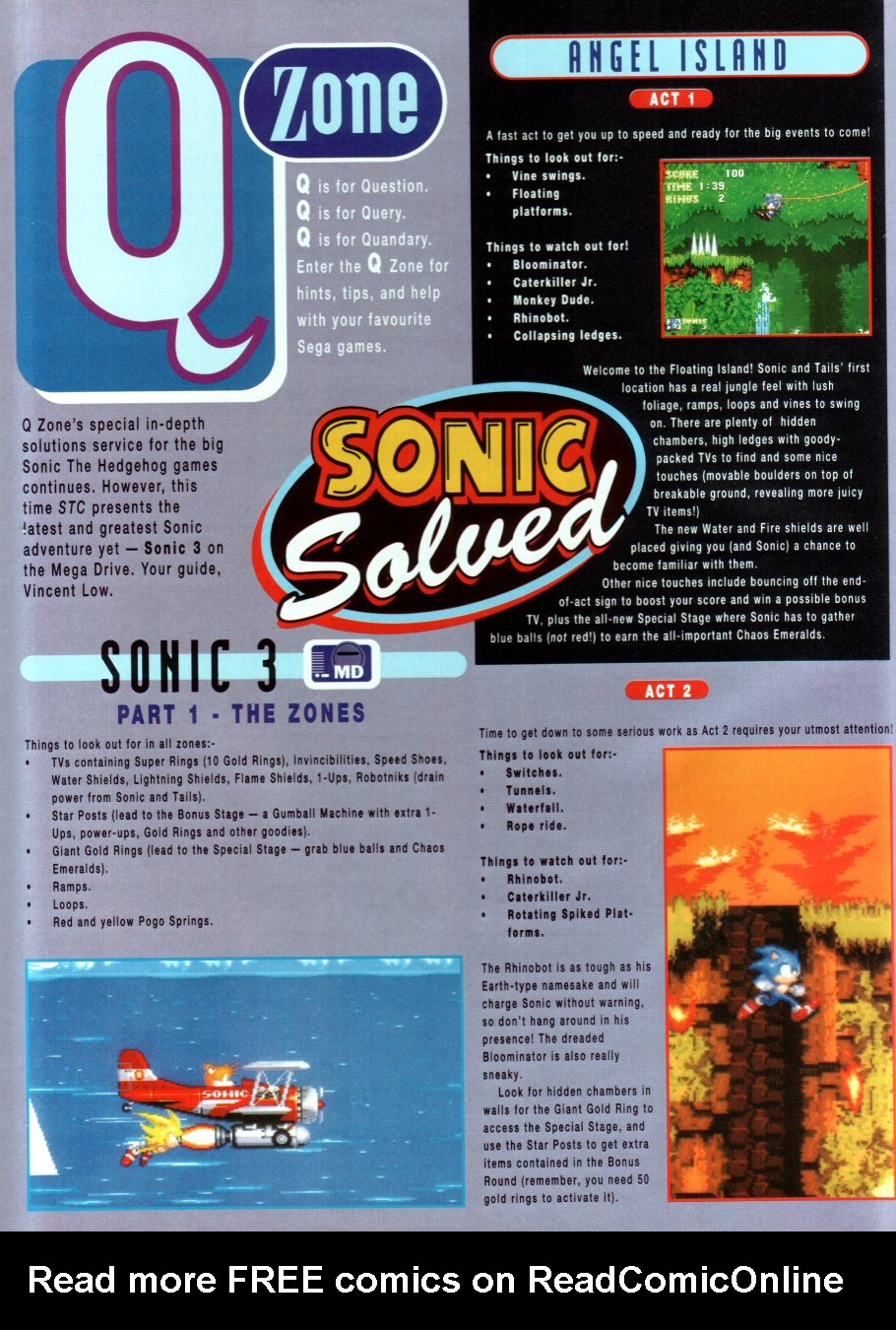 Read online Sonic the Comic comic -  Issue #34 - 25