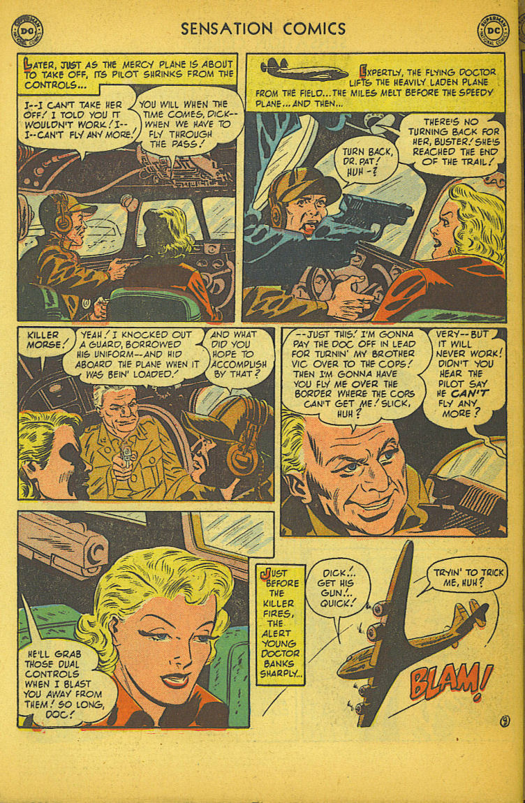 Read online Sensation (Mystery) Comics comic -  Issue #104 - 48