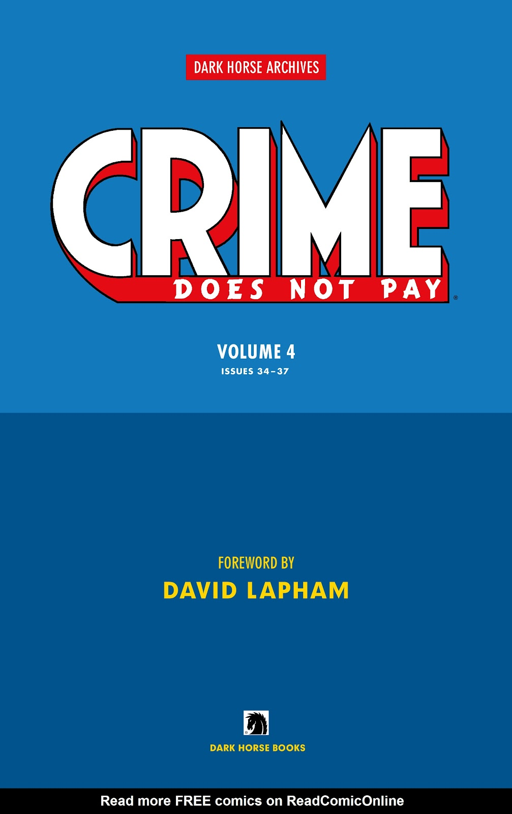Read online Crime Does Not Pay Archives comic -  Issue # TPB 4 (Part 1) - 5