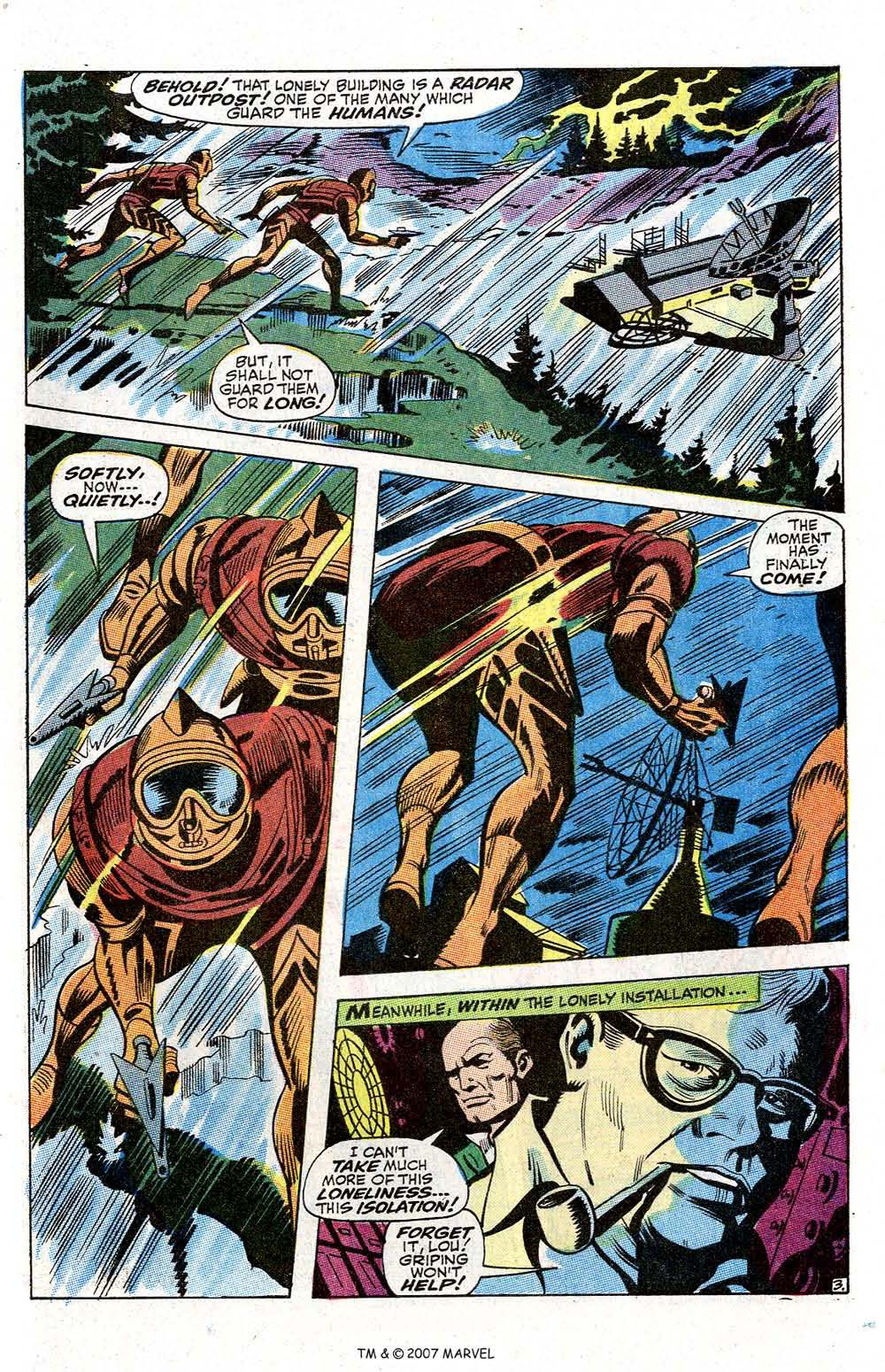Read online Silver Surfer (1968) comic -  Issue #2 - 57