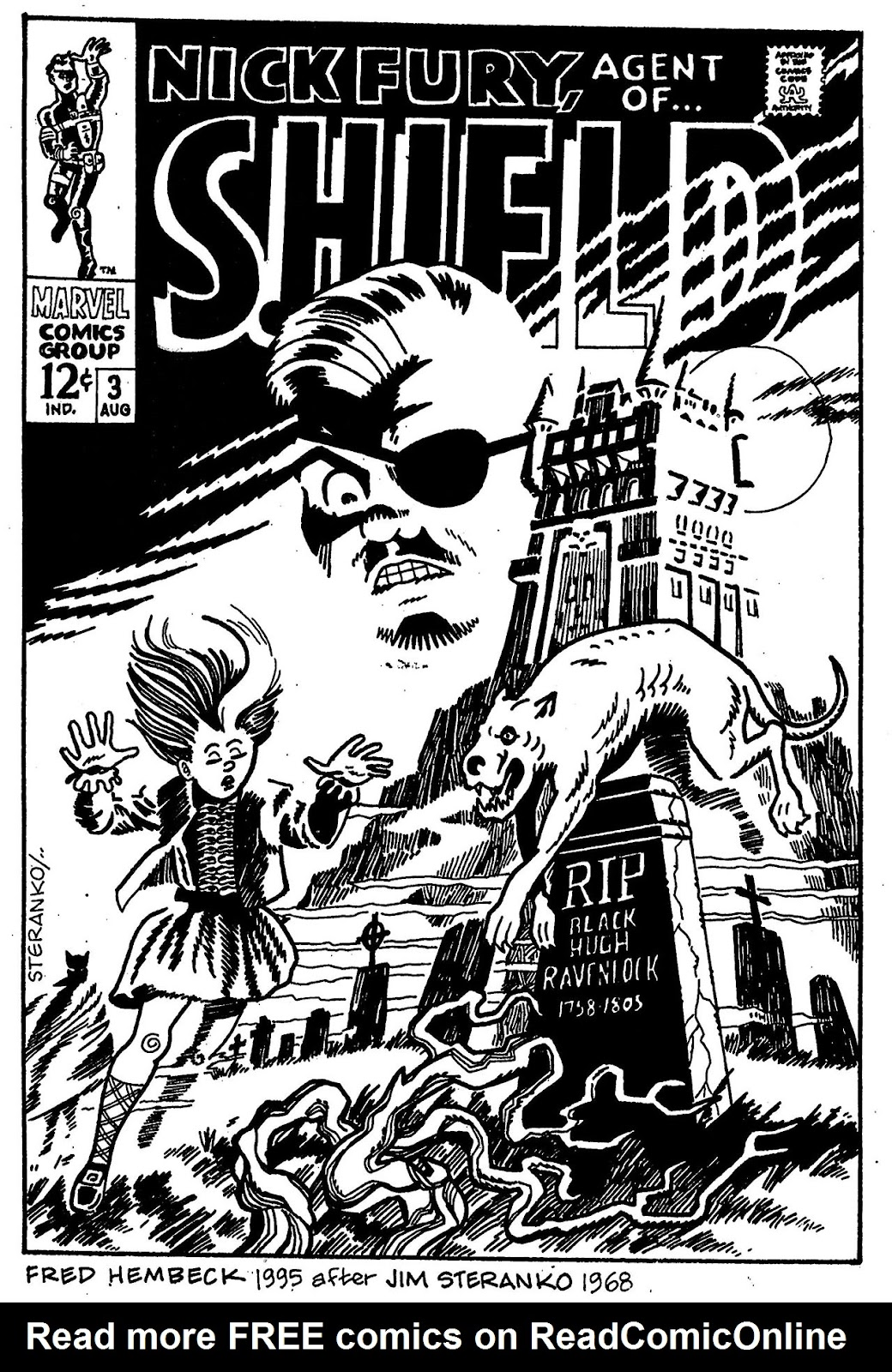Read online The Nearly Complete Essential Hembeck Archives Omnibus comic -  Issue # TPB (Part 9) - 22