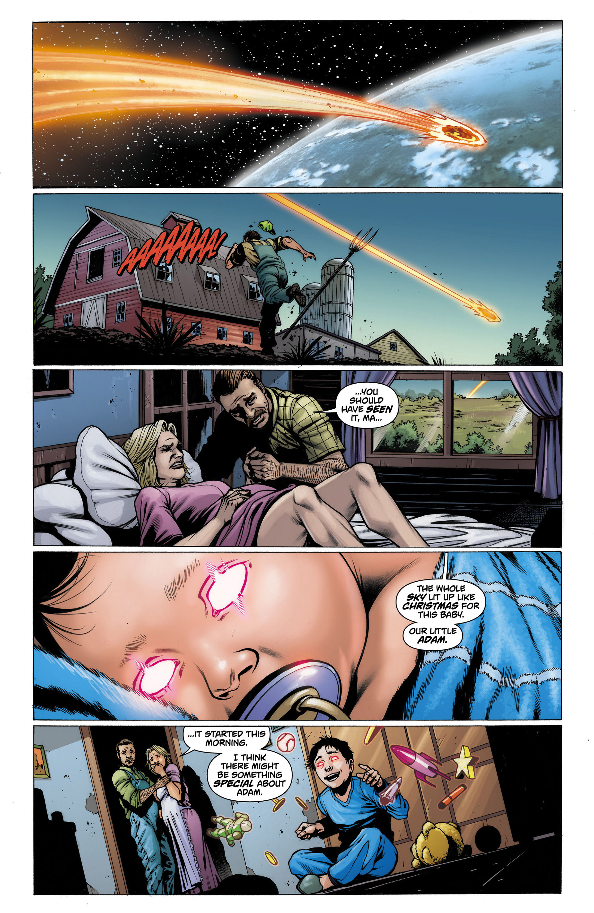 Read online Action Comics (2011) comic -  Issue #12 - 11