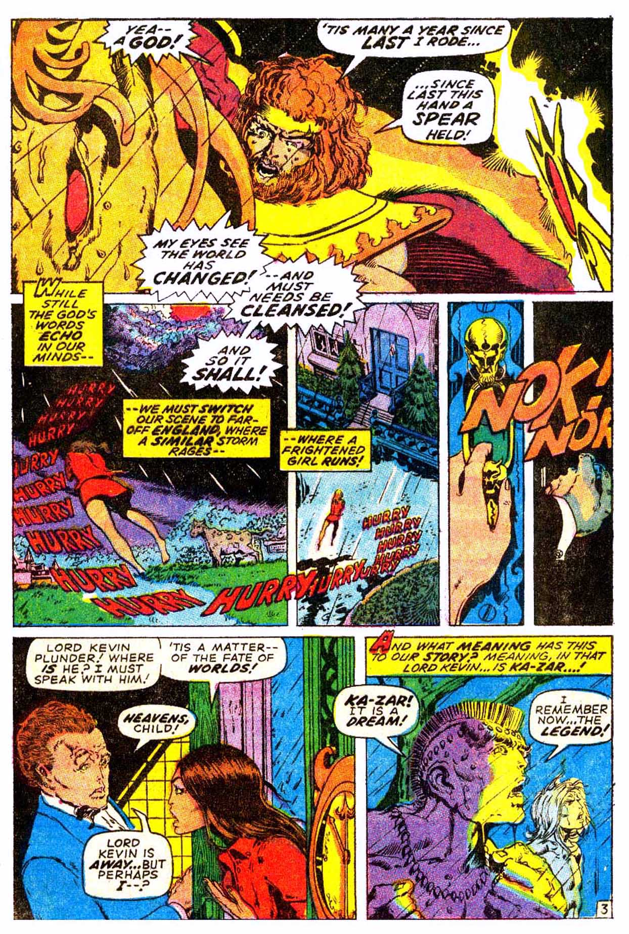Read online Astonishing Tales (1970) comic -  Issue #6 - 14