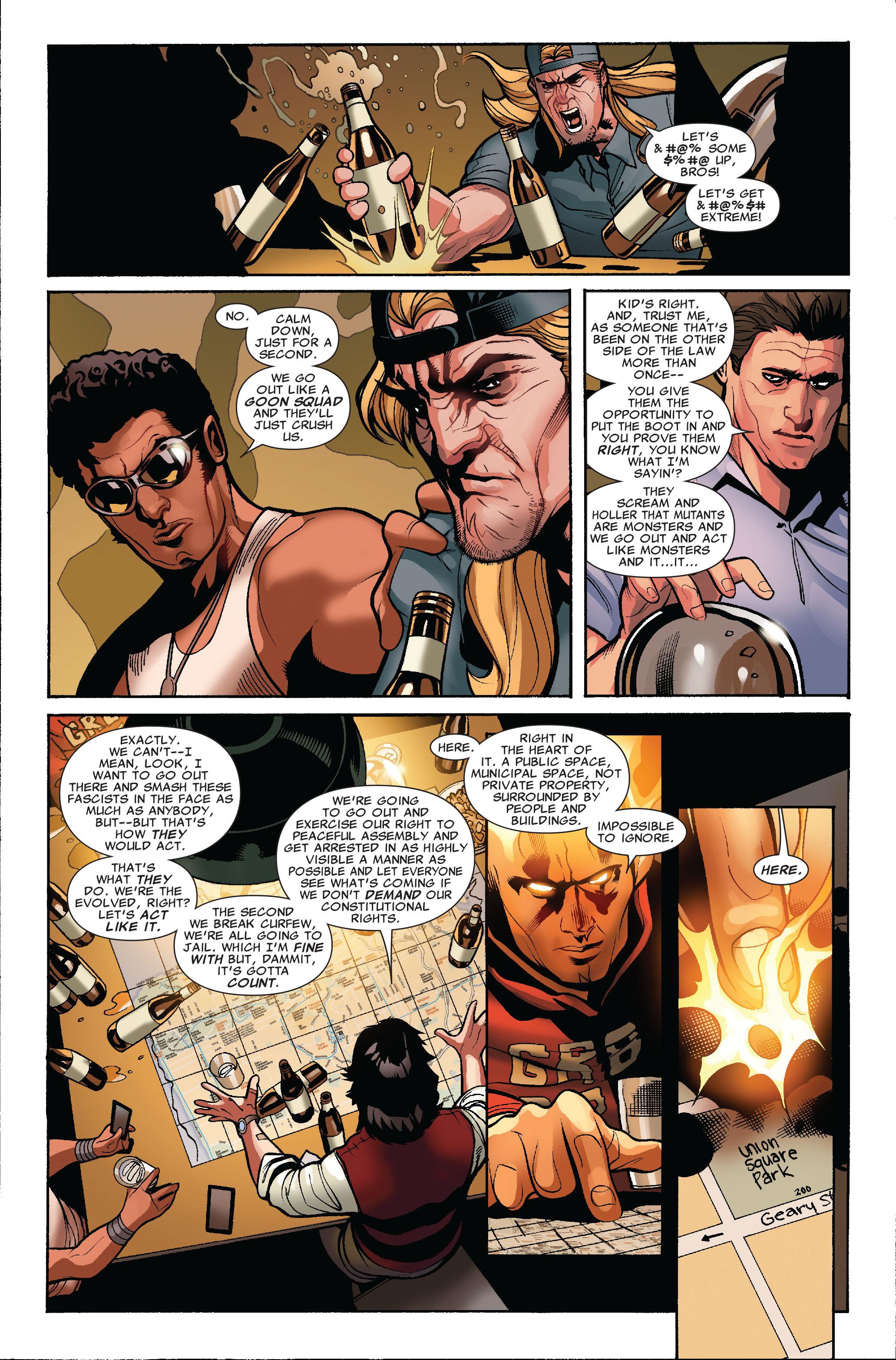 Read online Uncanny X-Men (1963) comic -  Issue #513 - 18
