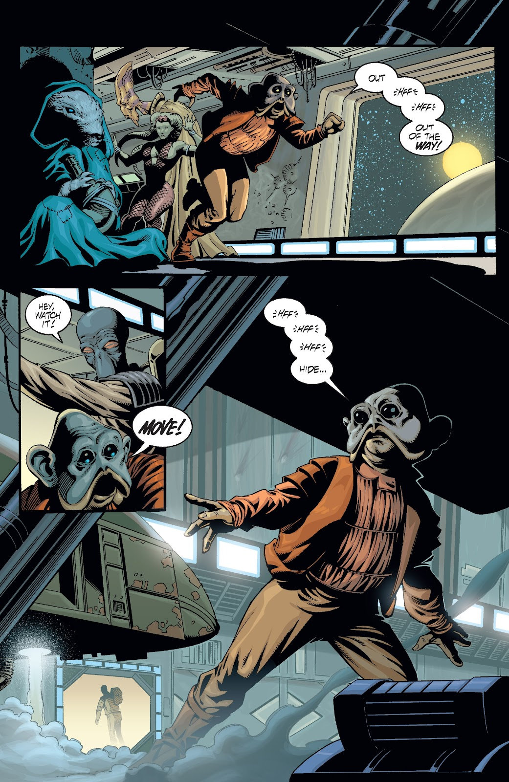 Read online Star Wars Legends: Rise of the Sith - Epic Collection comic -  Issue # TPB 2 (Part 2) - 63