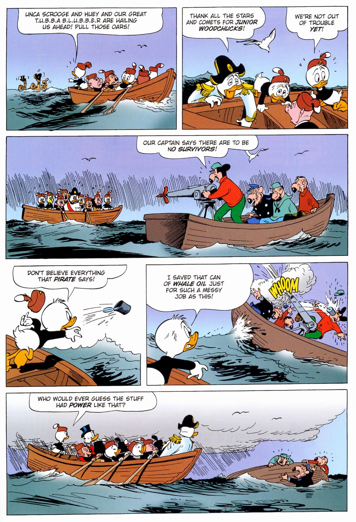 Read online Uncle Scrooge (1953) comic -  Issue #331 - 49