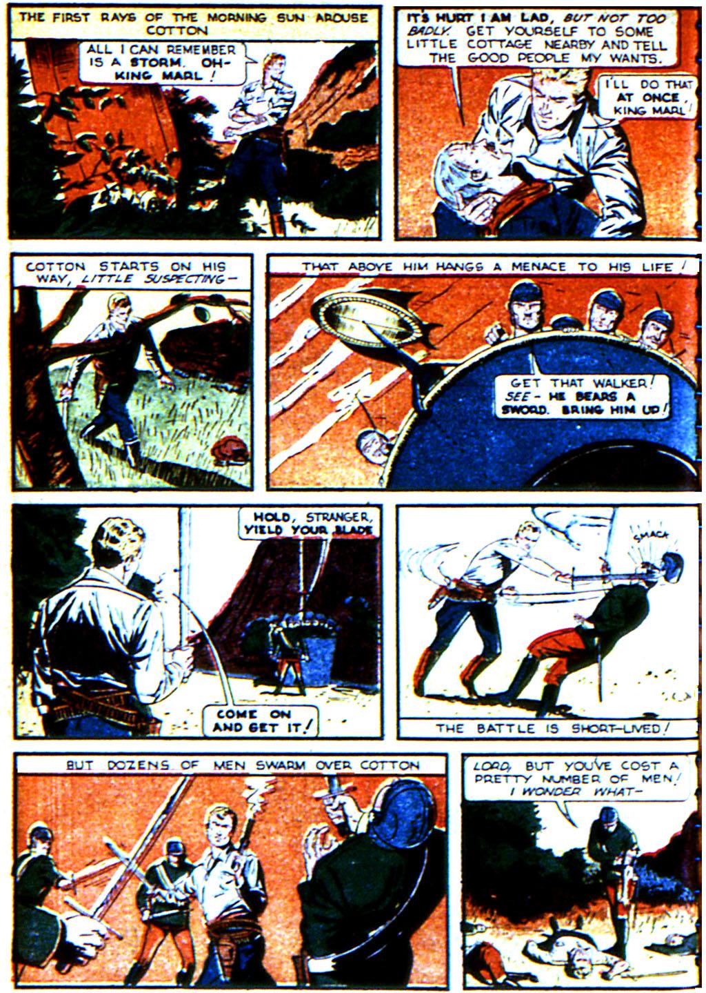 Read online Adventure Comics (1938) comic -  Issue #43 - 62