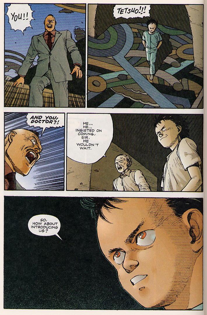 Read online Akira comic -  Issue #8 - 24
