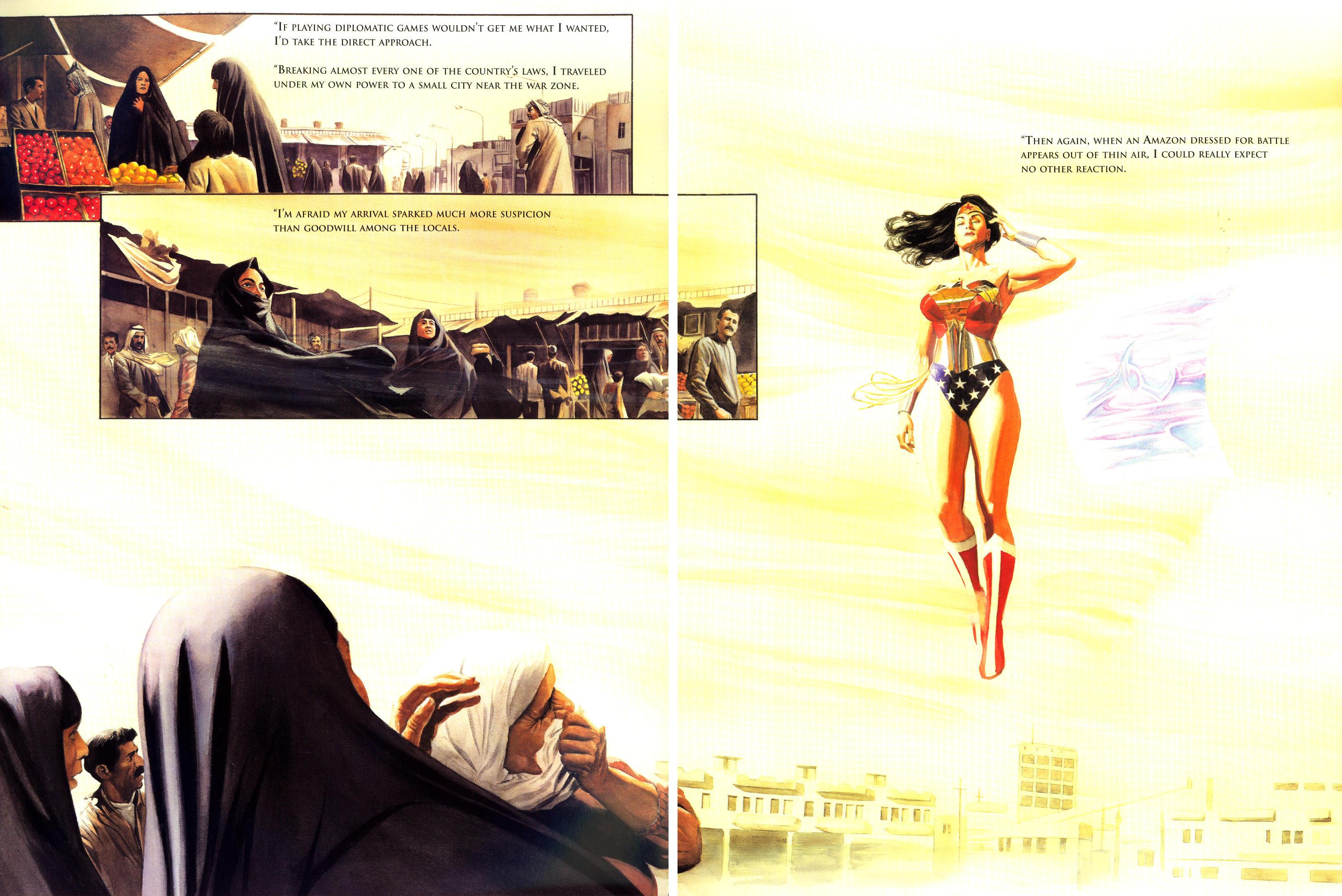 Read online Wonder Woman: Spirit of Truth comic -  Issue # Full - 36