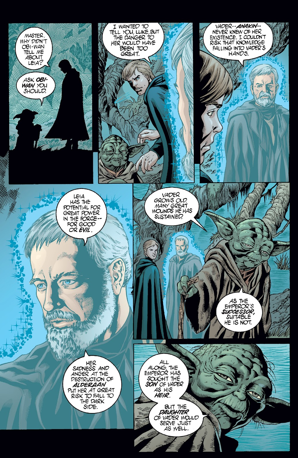 Read online Star Wars Legends: Infinities - Epic Collection comic -  Issue # TPB (Part 1) - 71
