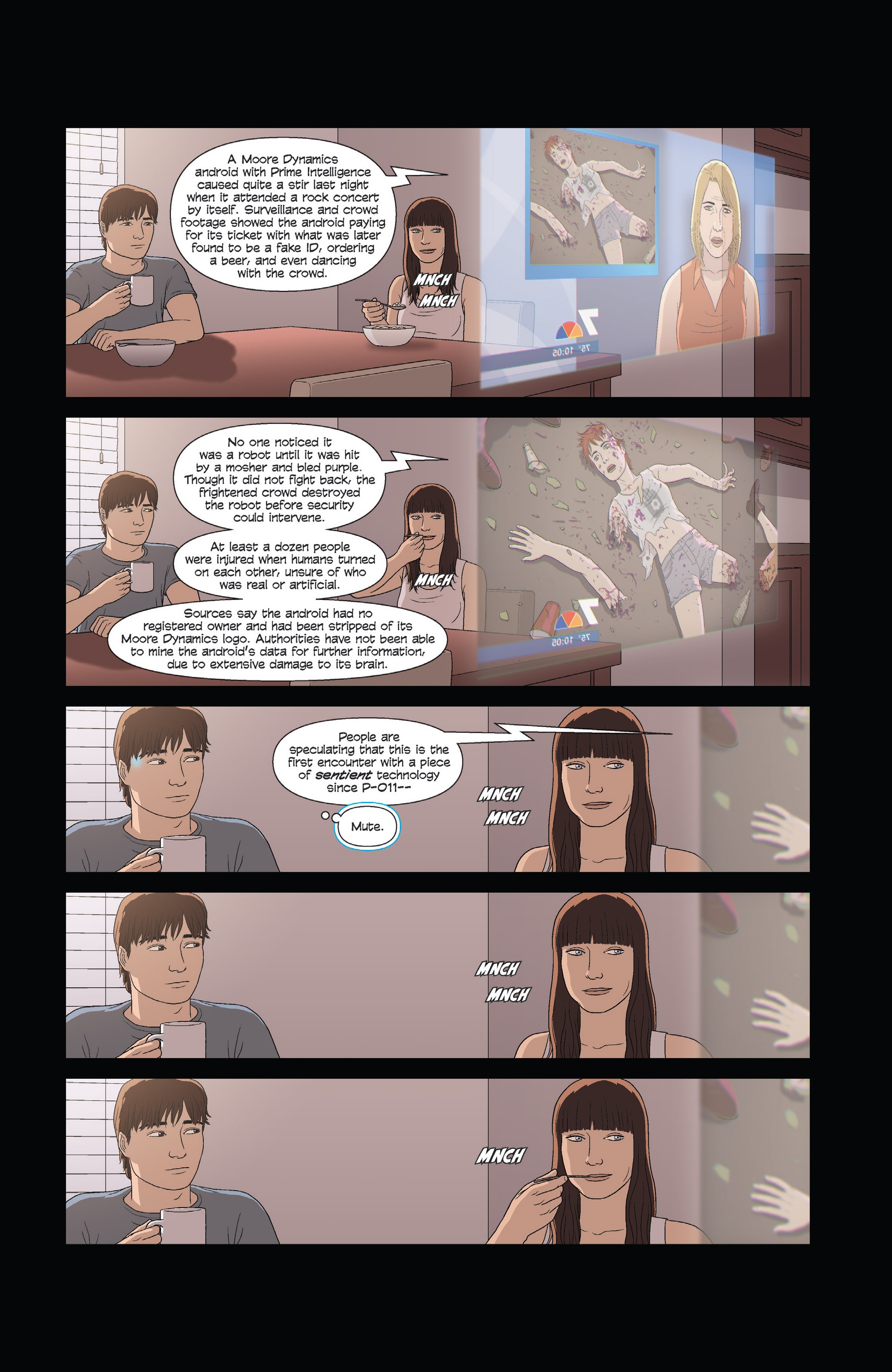 Read online Alex   Ada comic -  Issue #3 - 8