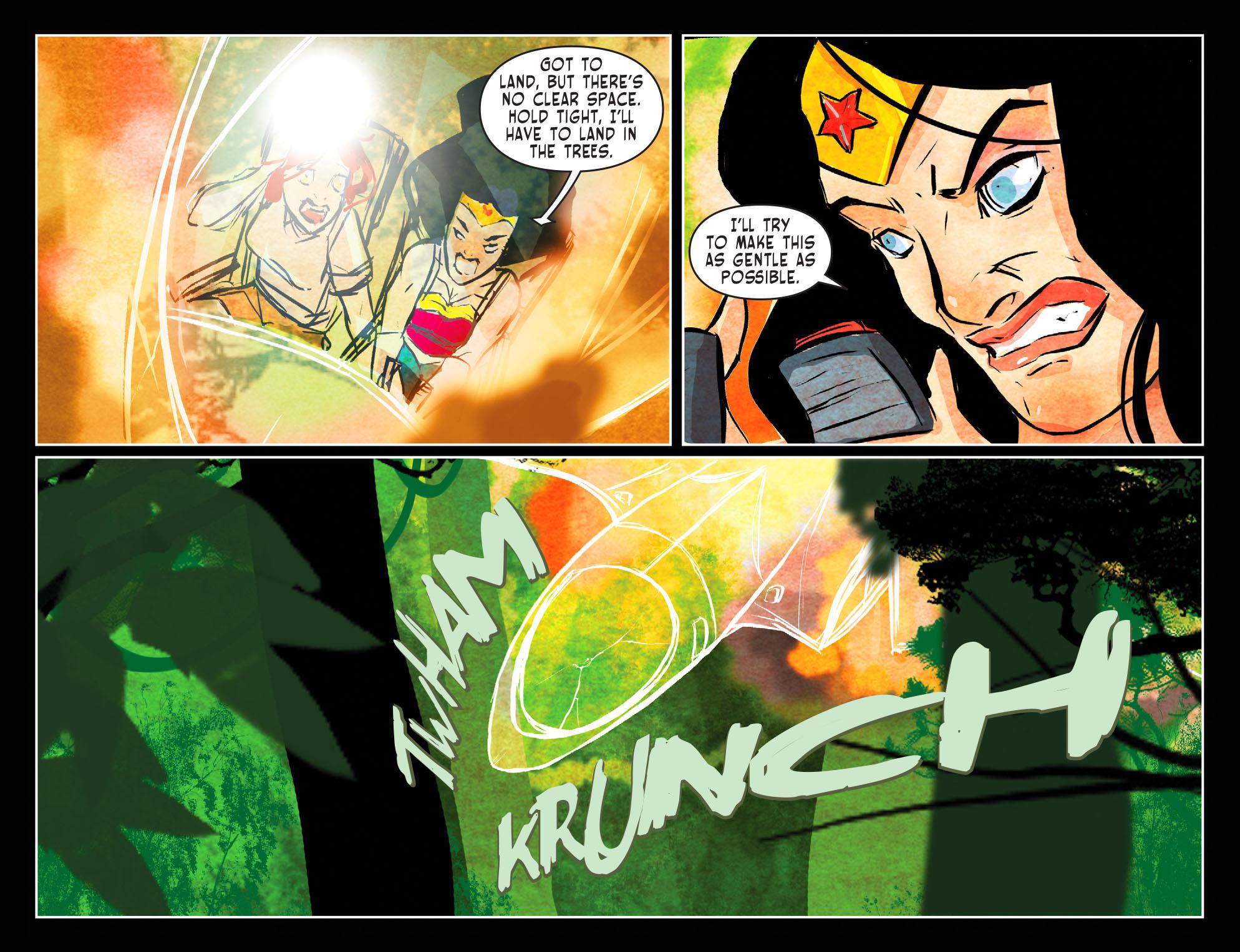 Read online Sensation Comics Featuring Wonder Woman comic -  Issue #49 - 17