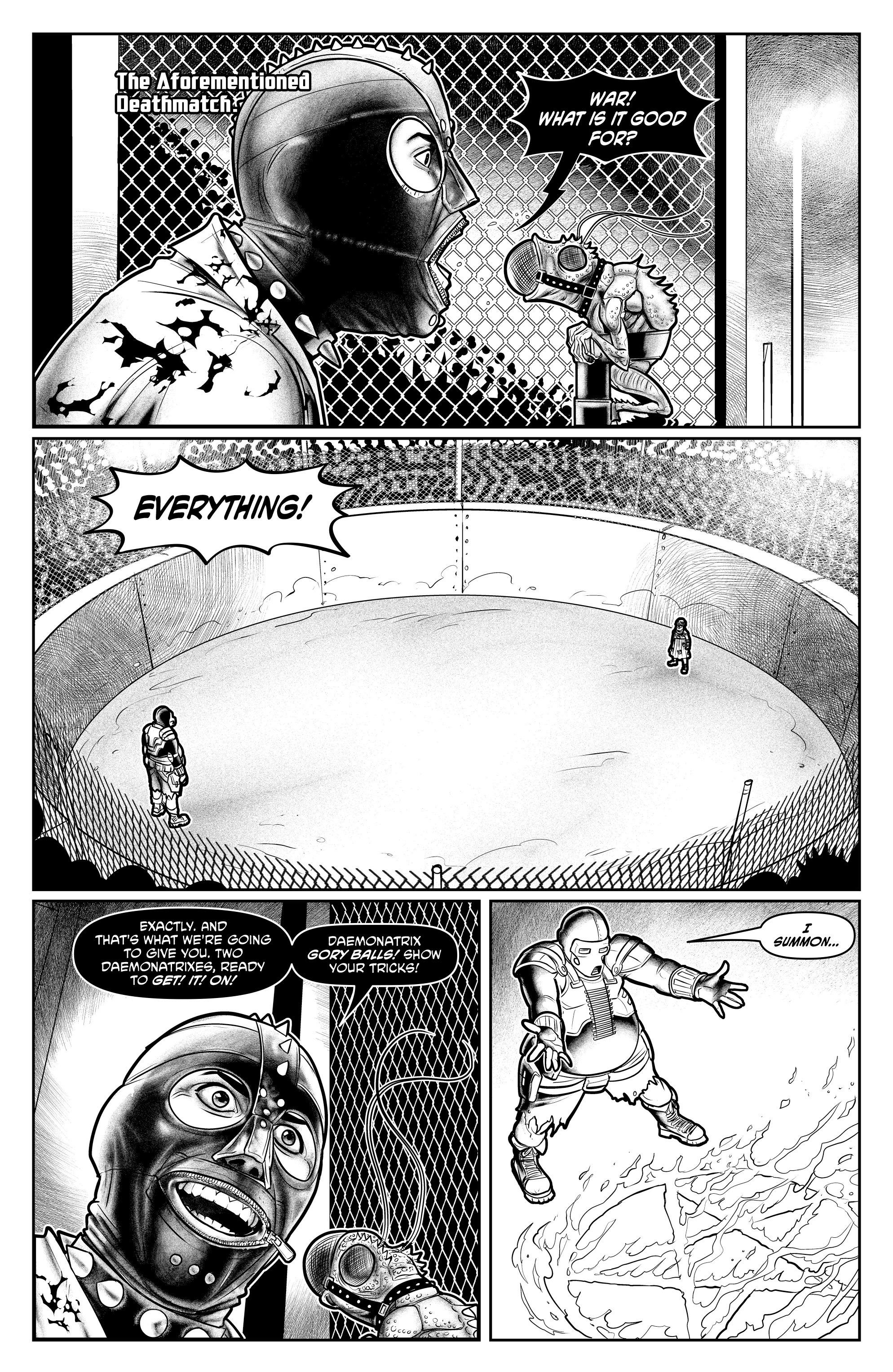 Read online Alan Moore's Cinema Purgatorio comic -  Issue #8 - 36