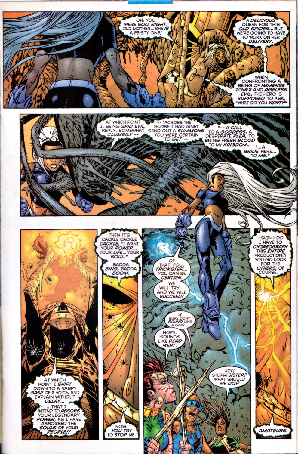 X-Men (1991) 77 Page 11