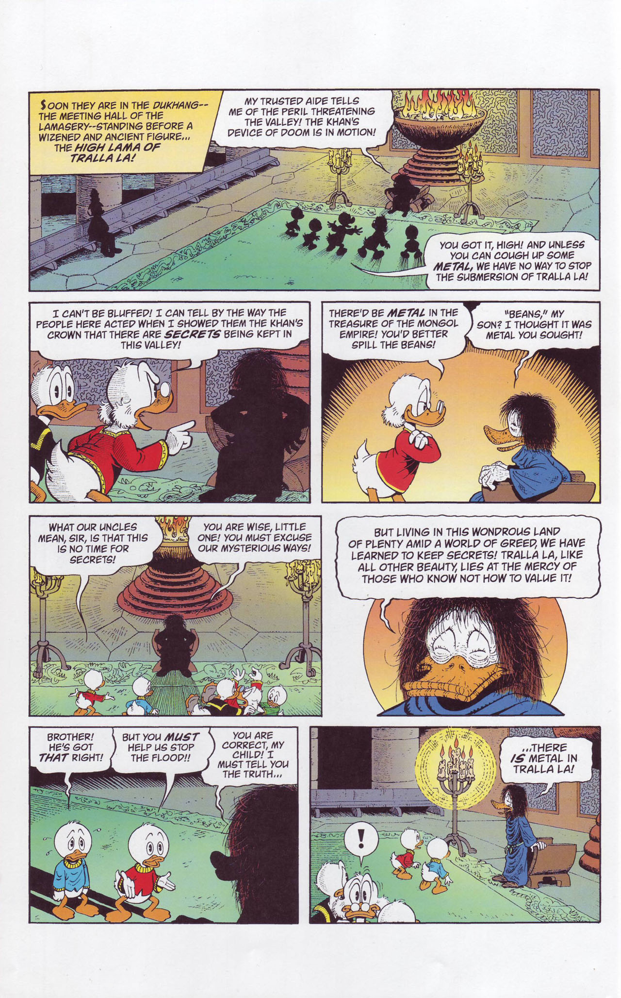 Read online Uncle Scrooge (1953) comic -  Issue #357 - 22