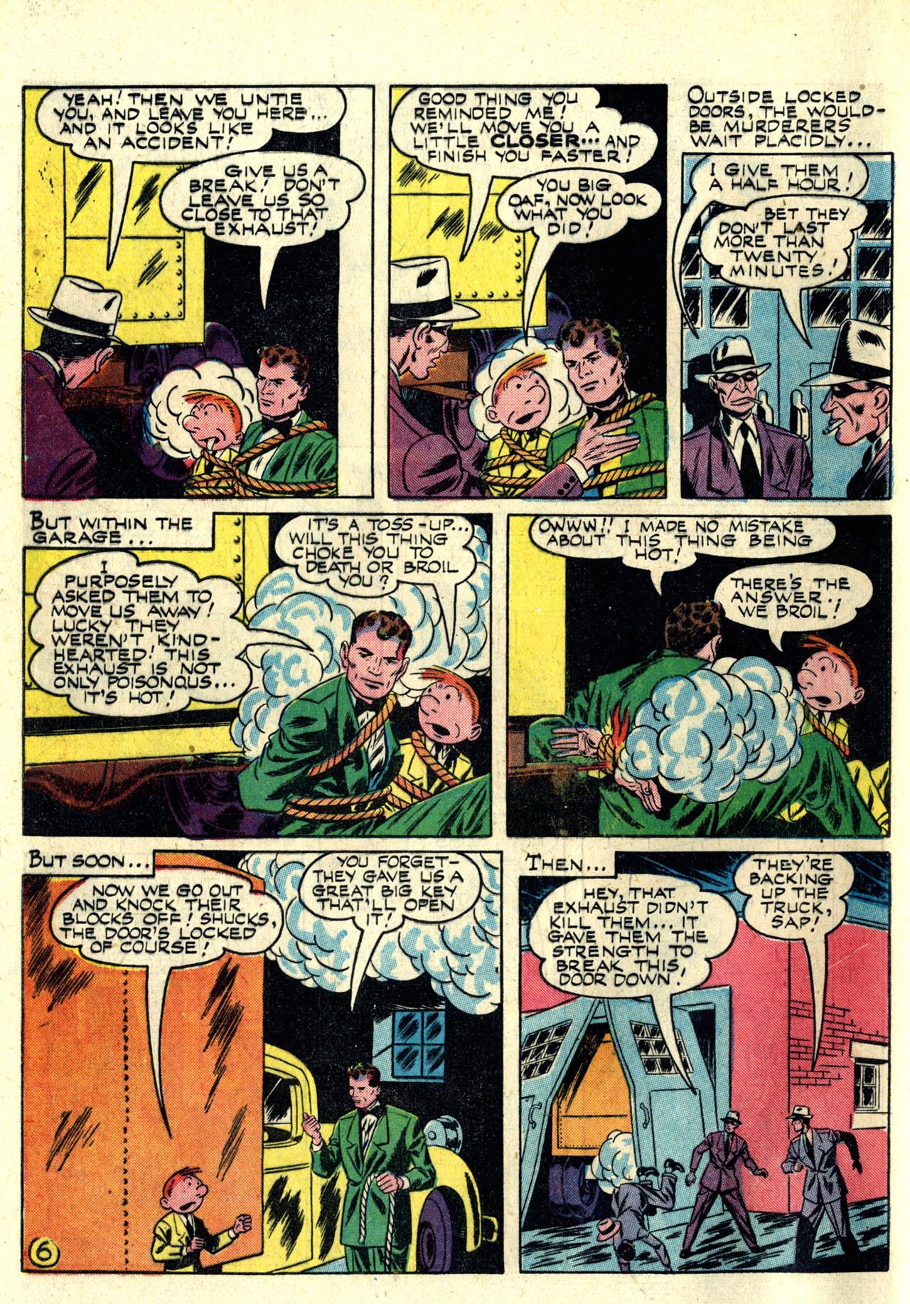 Read online Detective Comics (1937) comic -  Issue #76 - 56