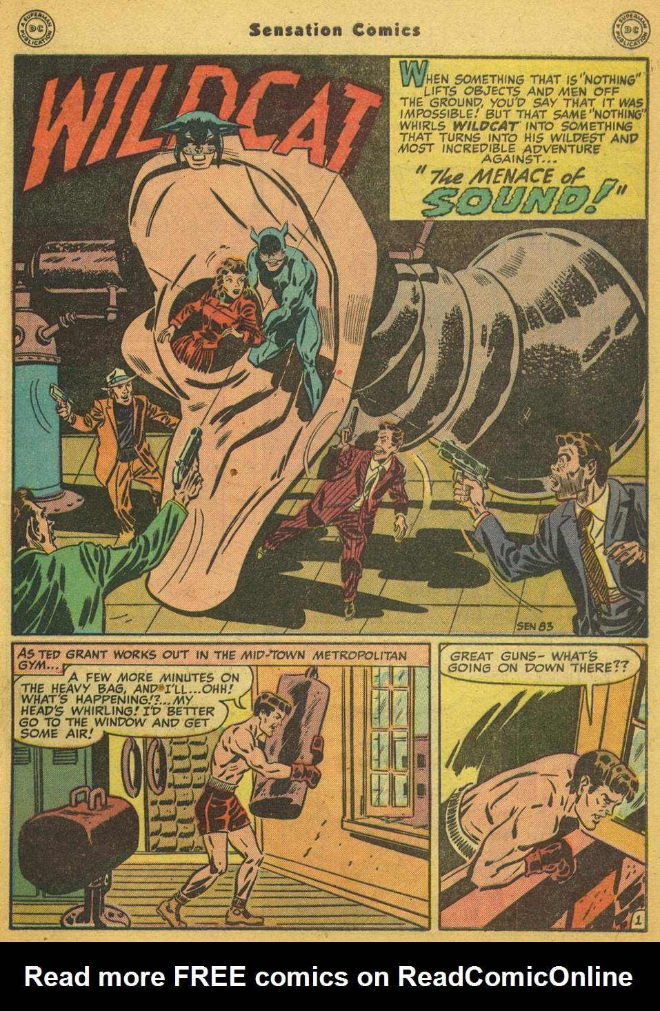 Read online Sensation (Mystery) Comics comic -  Issue #80 - 42