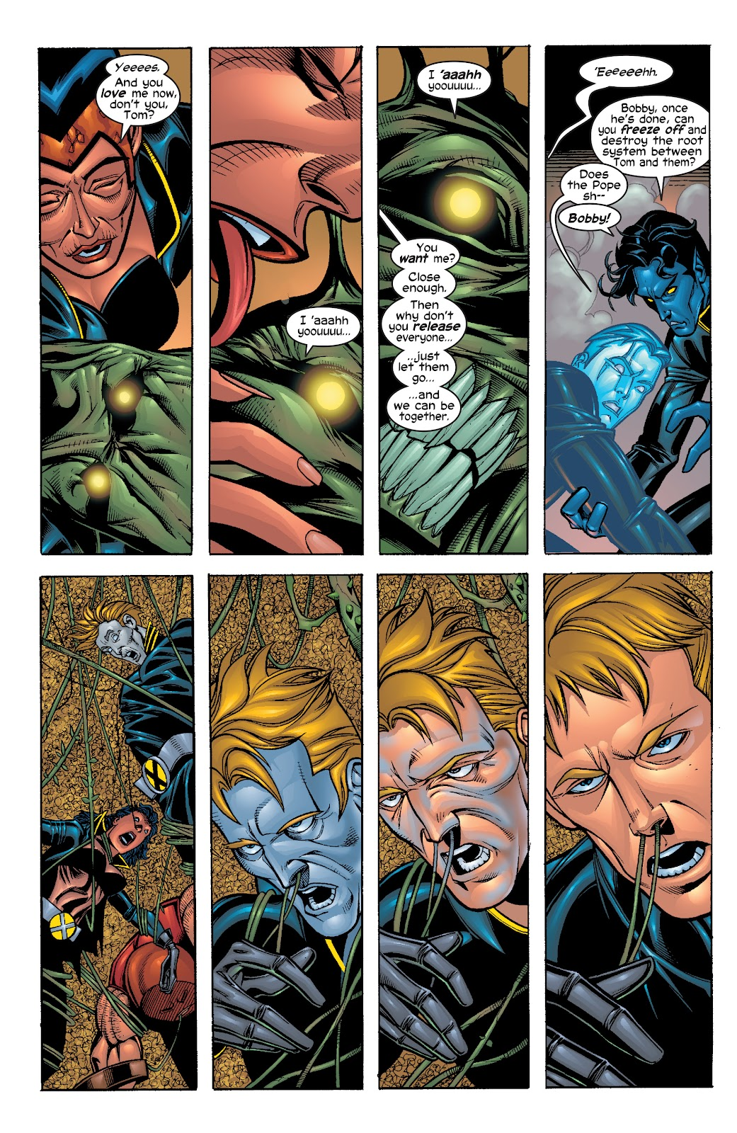 Read online X-Men: Unstoppable comic -  Issue # TPB (Part 1) - 62