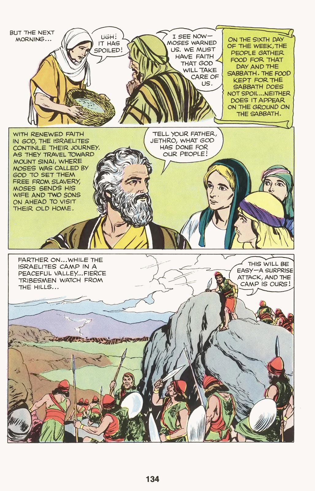 The Picture Bible issue TPB (Part 2) - Page 37