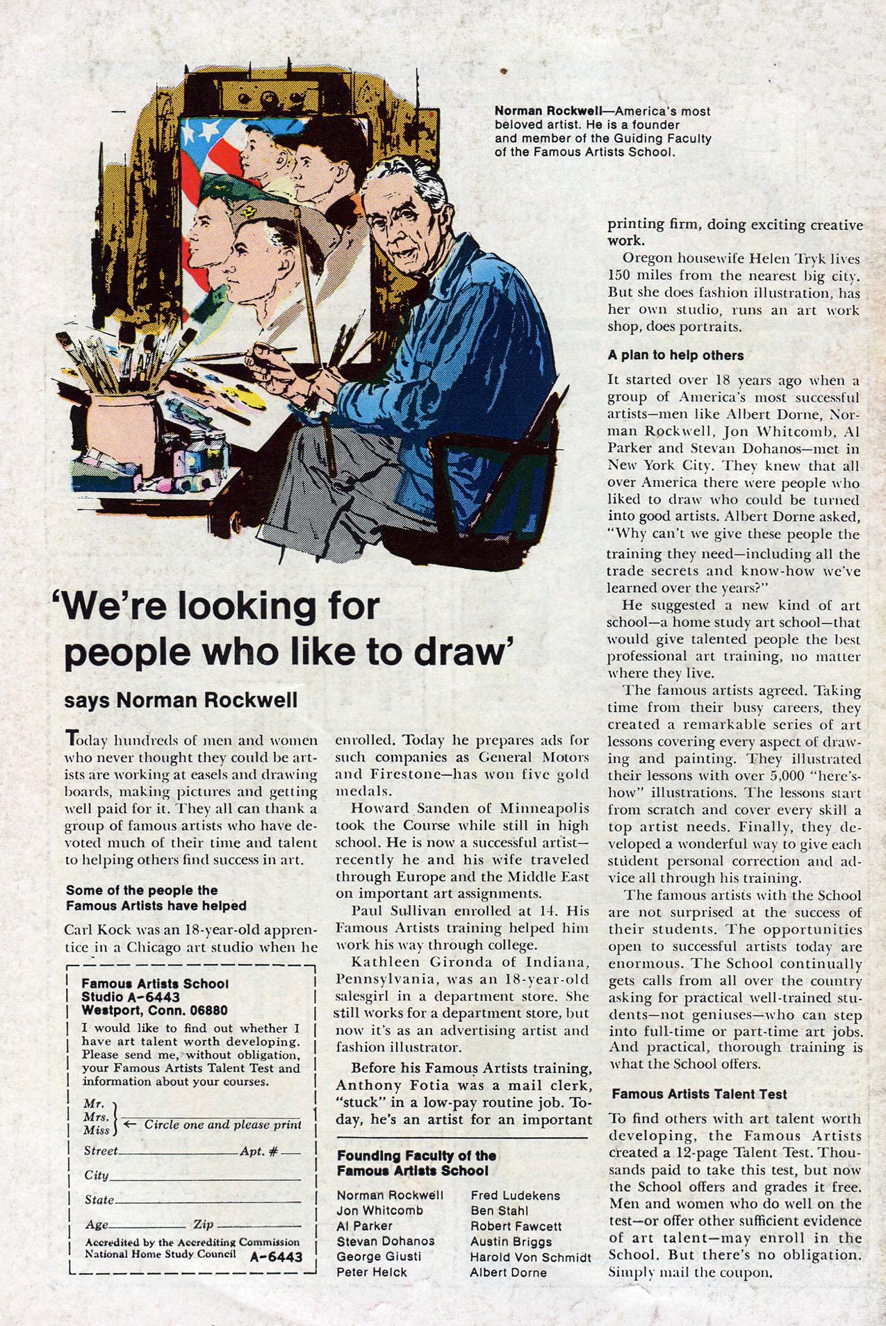 Read online Amazing Adventures (1970) comic -  Issue #3 - 36