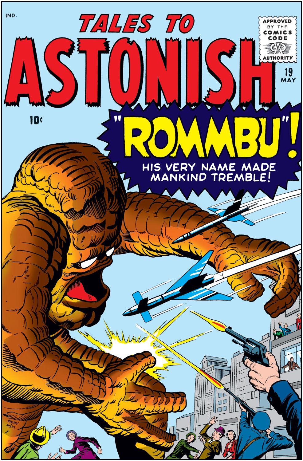 Tales to Astonish (1959) 19 Page 1