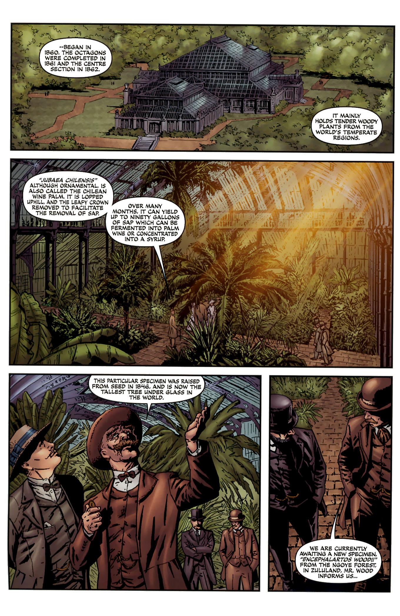 Read online Sherlock Holmes (2009) comic -  Issue #3 - 16