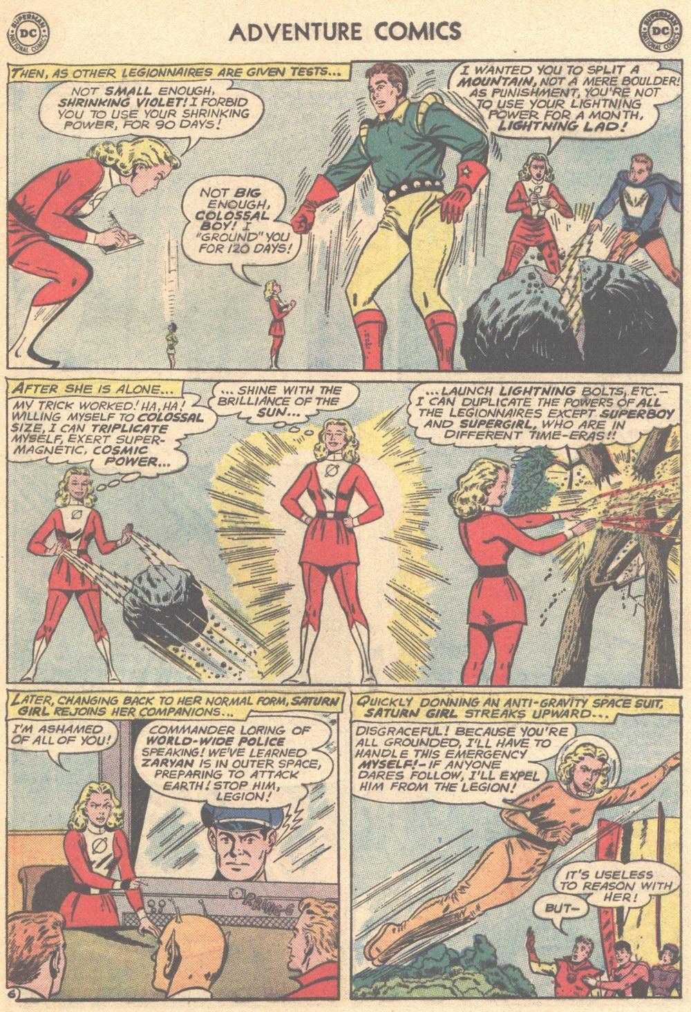 Read online Adventure Comics (1938) comic -  Issue #304 - 26