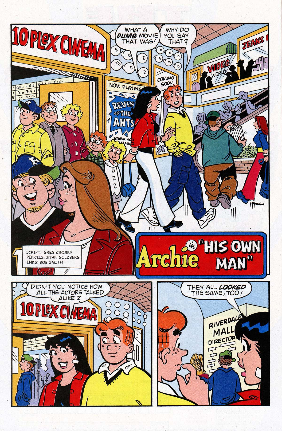 Read online Archie (1960) comic -  Issue #534 - 23
