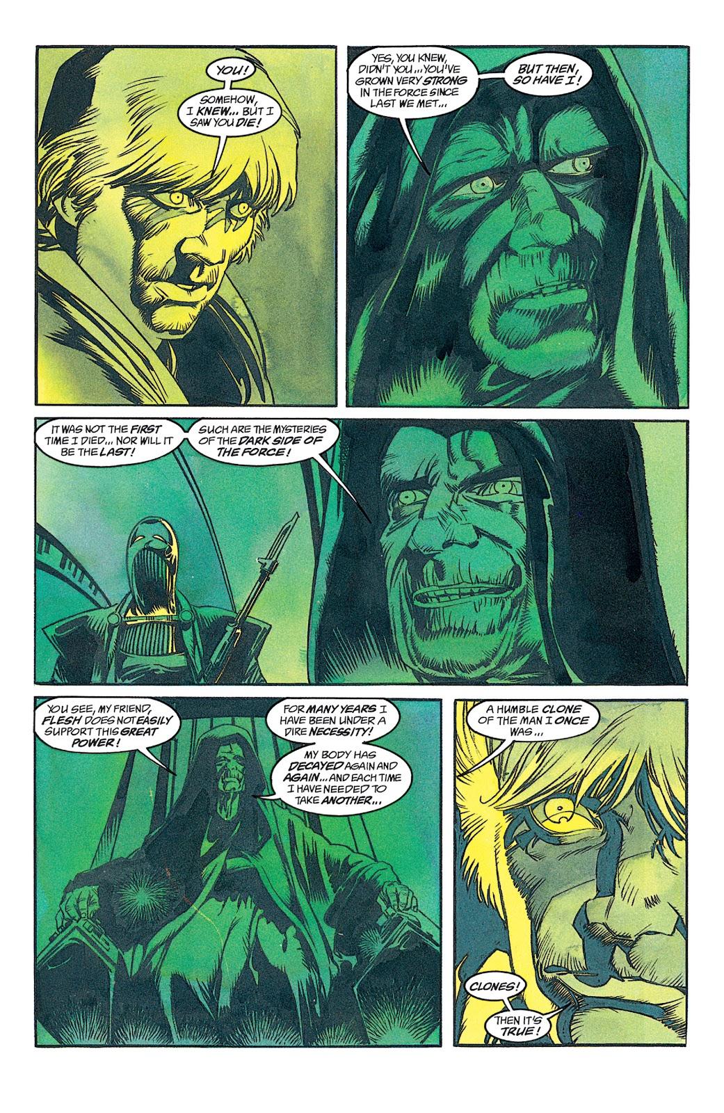 Read online Star Wars: Dark Empire Trilogy comic -  Issue # TPB (Part 1) - 48