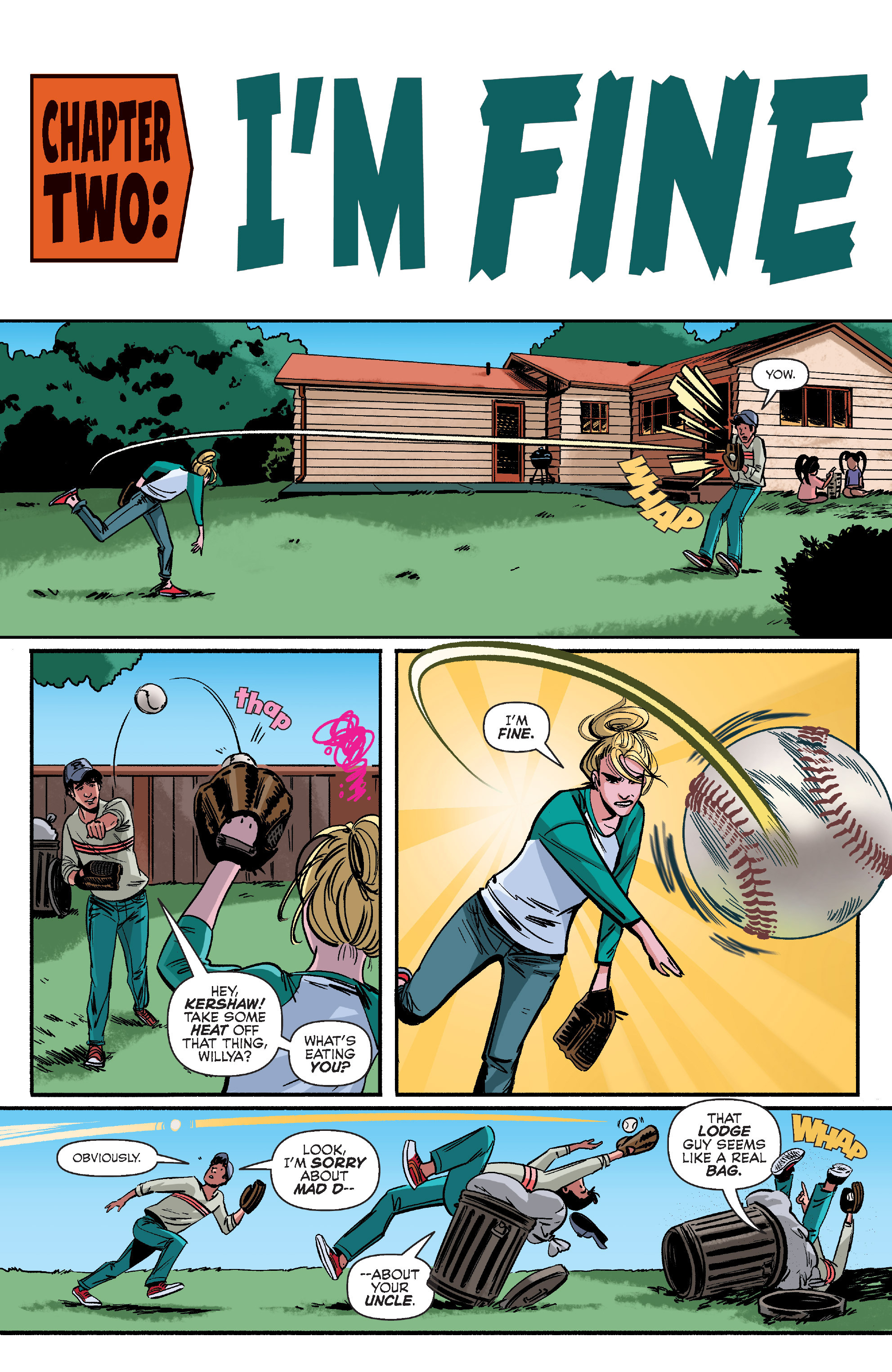 Read online Archie (2015) comic -  Issue #10 - 11