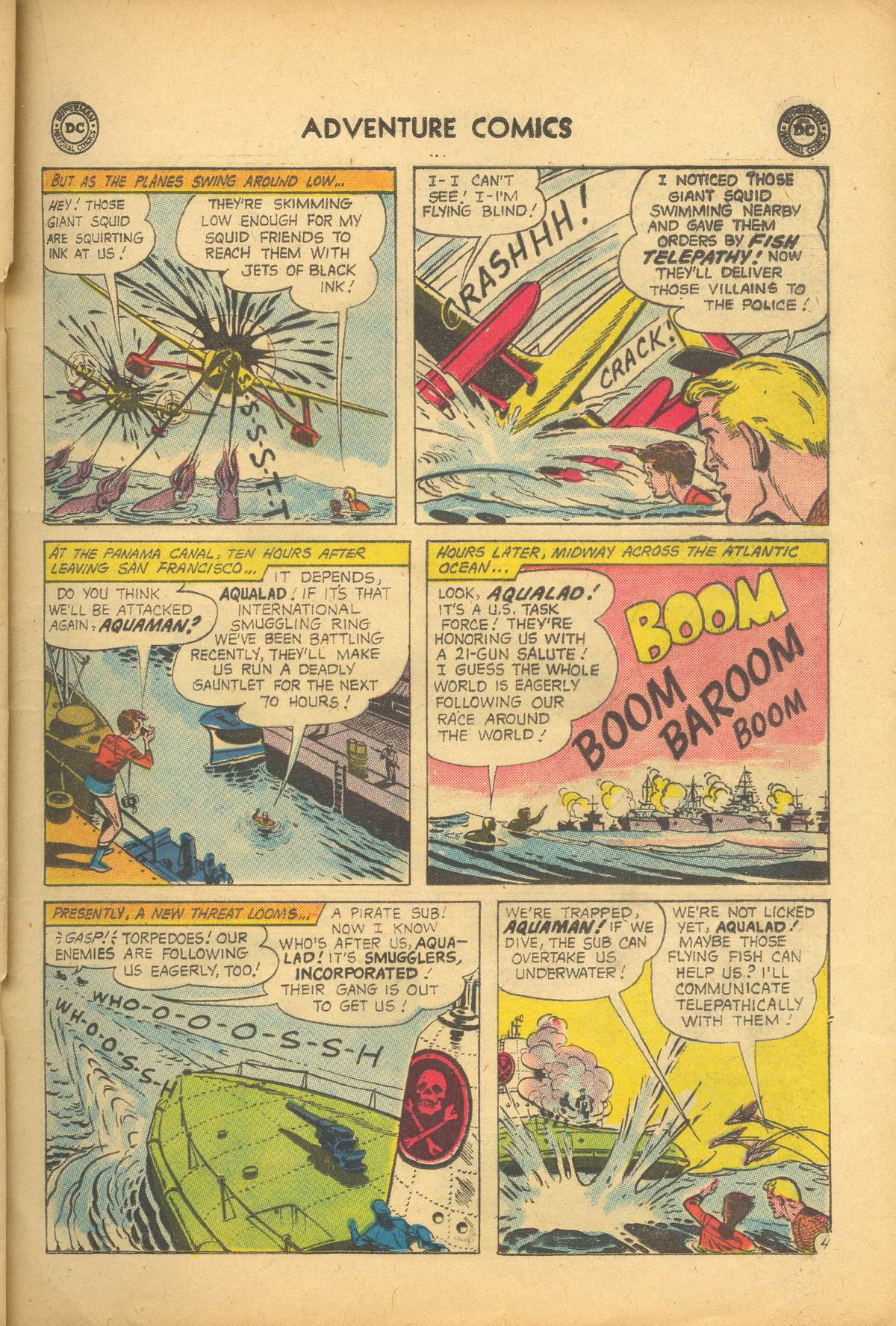 Read online Adventure Comics (1938) comic -  Issue #273 - 21