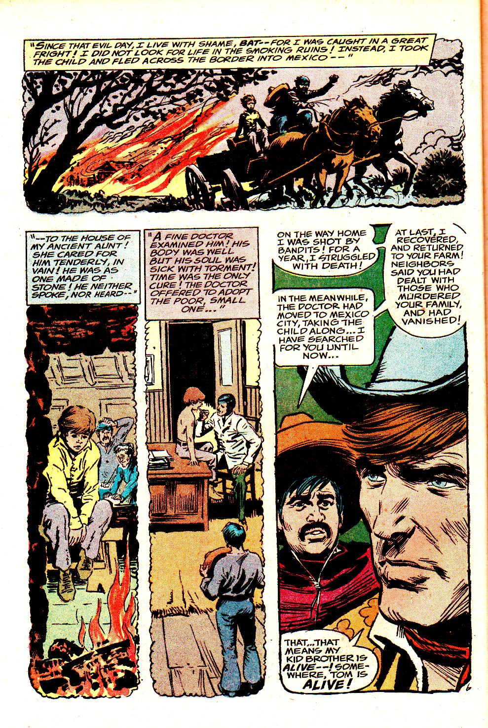 Read online All-Star Western (1970) comic -  Issue #11 - 42