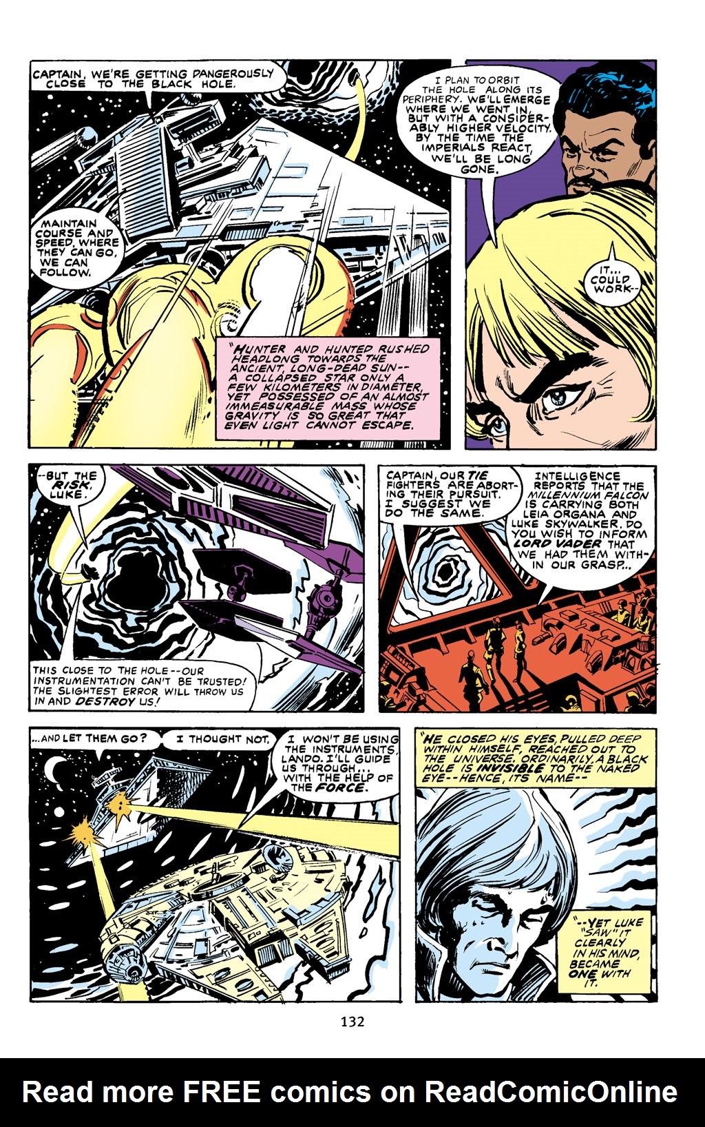 Read online Star Wars Omnibus comic -  Issue # Vol. 16 - 131