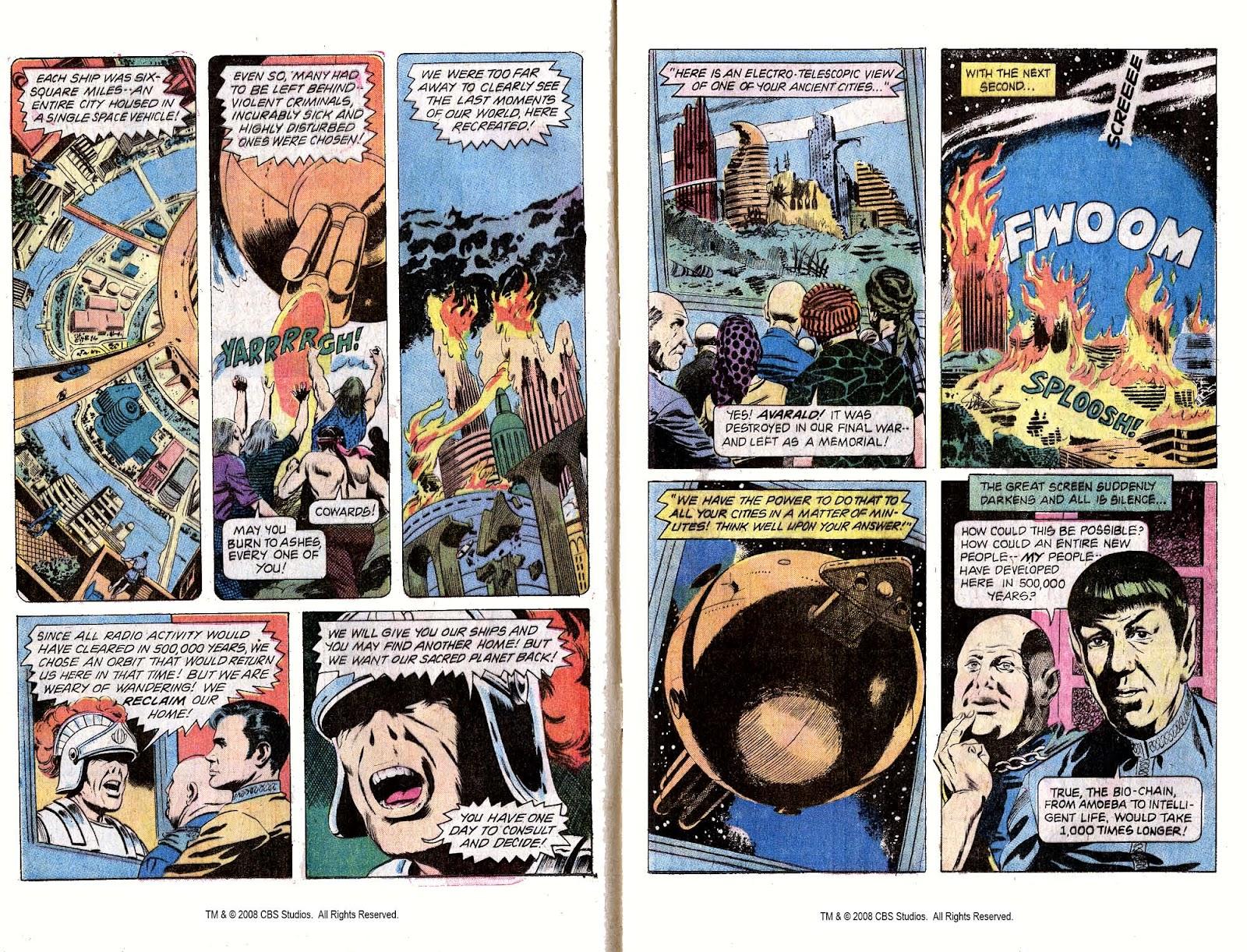 Star Trek (1967) issue 41 - Page 7