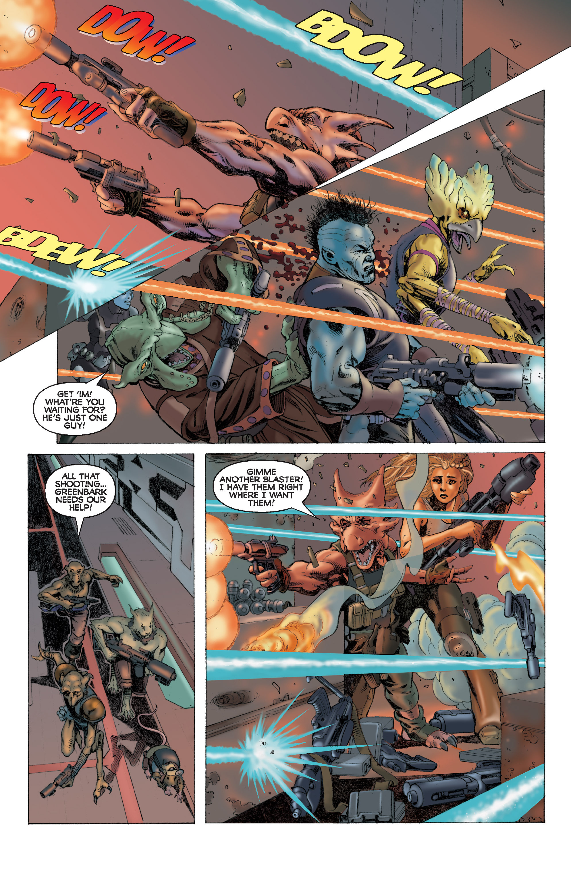 Read online Star Wars Omnibus comic -  Issue # Vol. 31 - 274