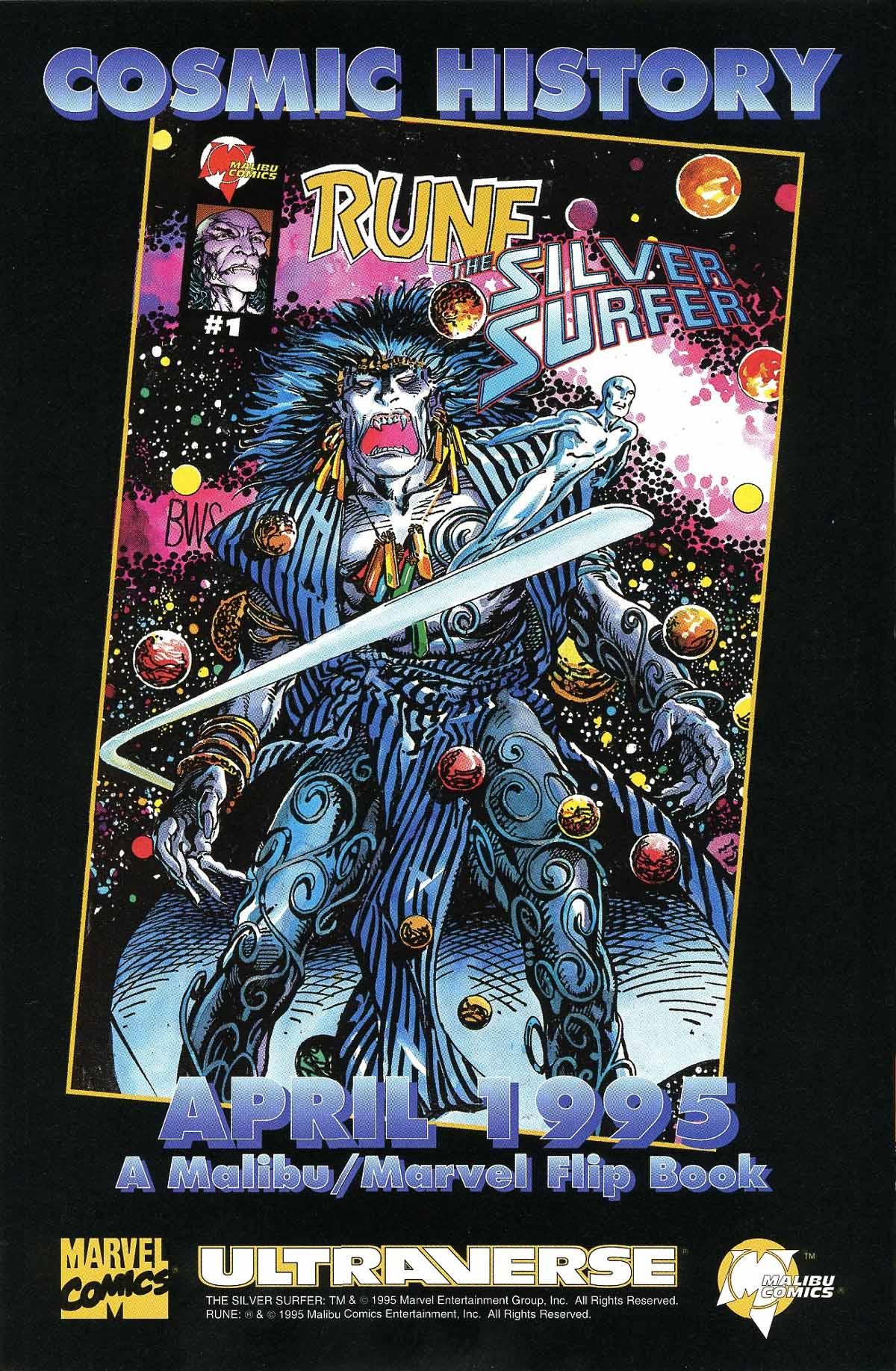 Read online Rune (1994) comic -  Issue #8 - 30