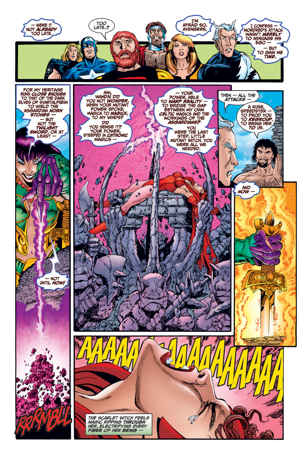 Avengers (1998) issue 1 - Page 36