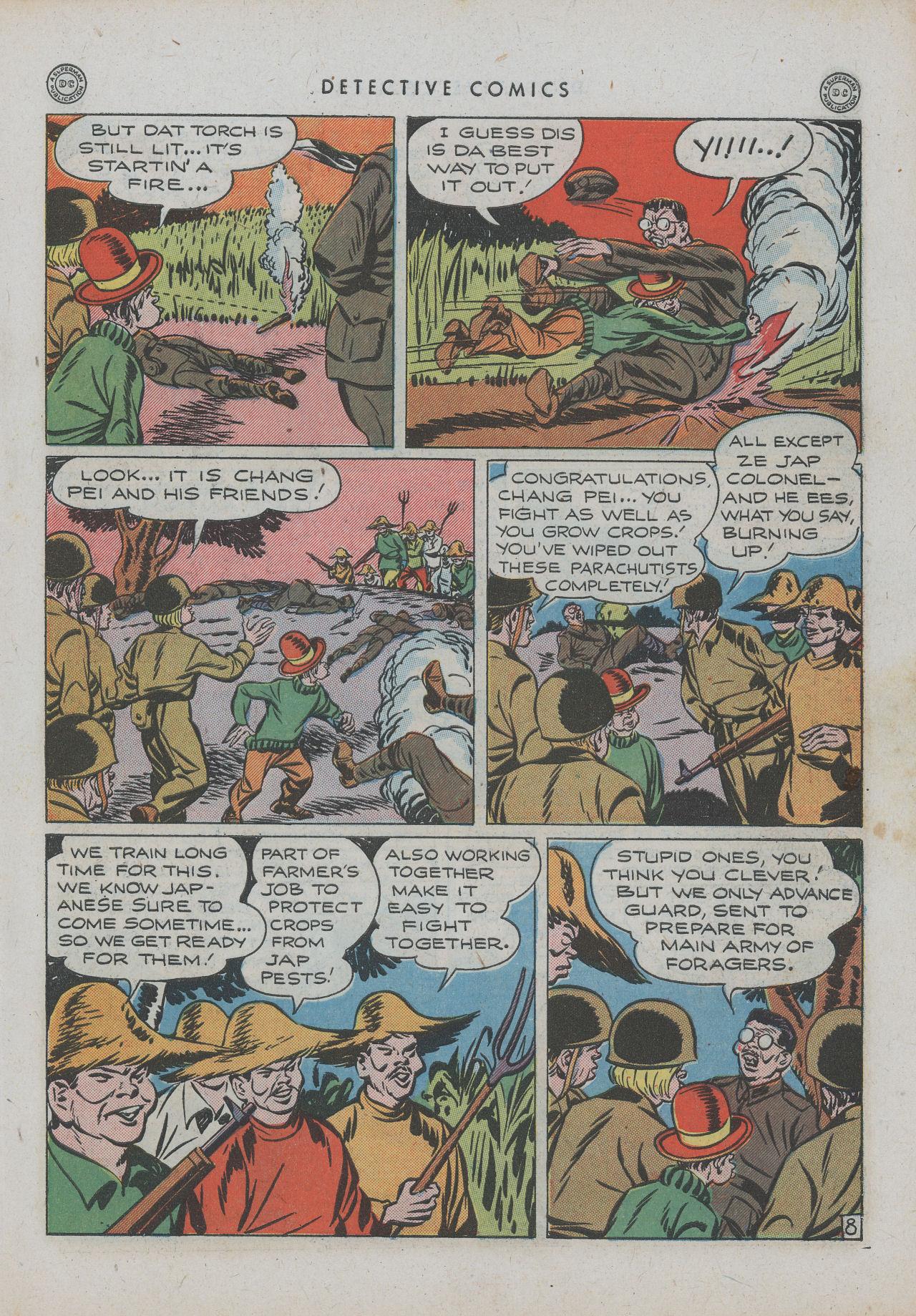 Read online Detective Comics (1937) comic -  Issue #99 - 40