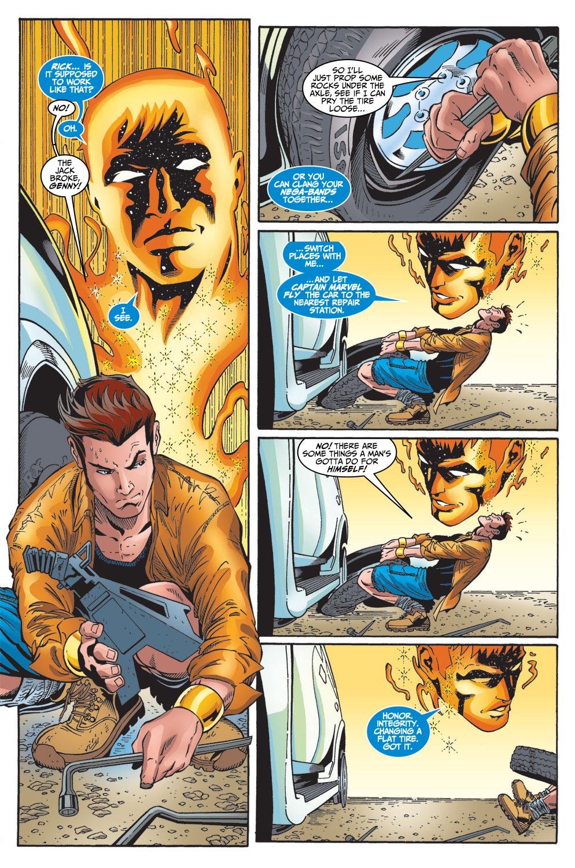 Captain Marvel (1999) Issue #14 #15 - English 3