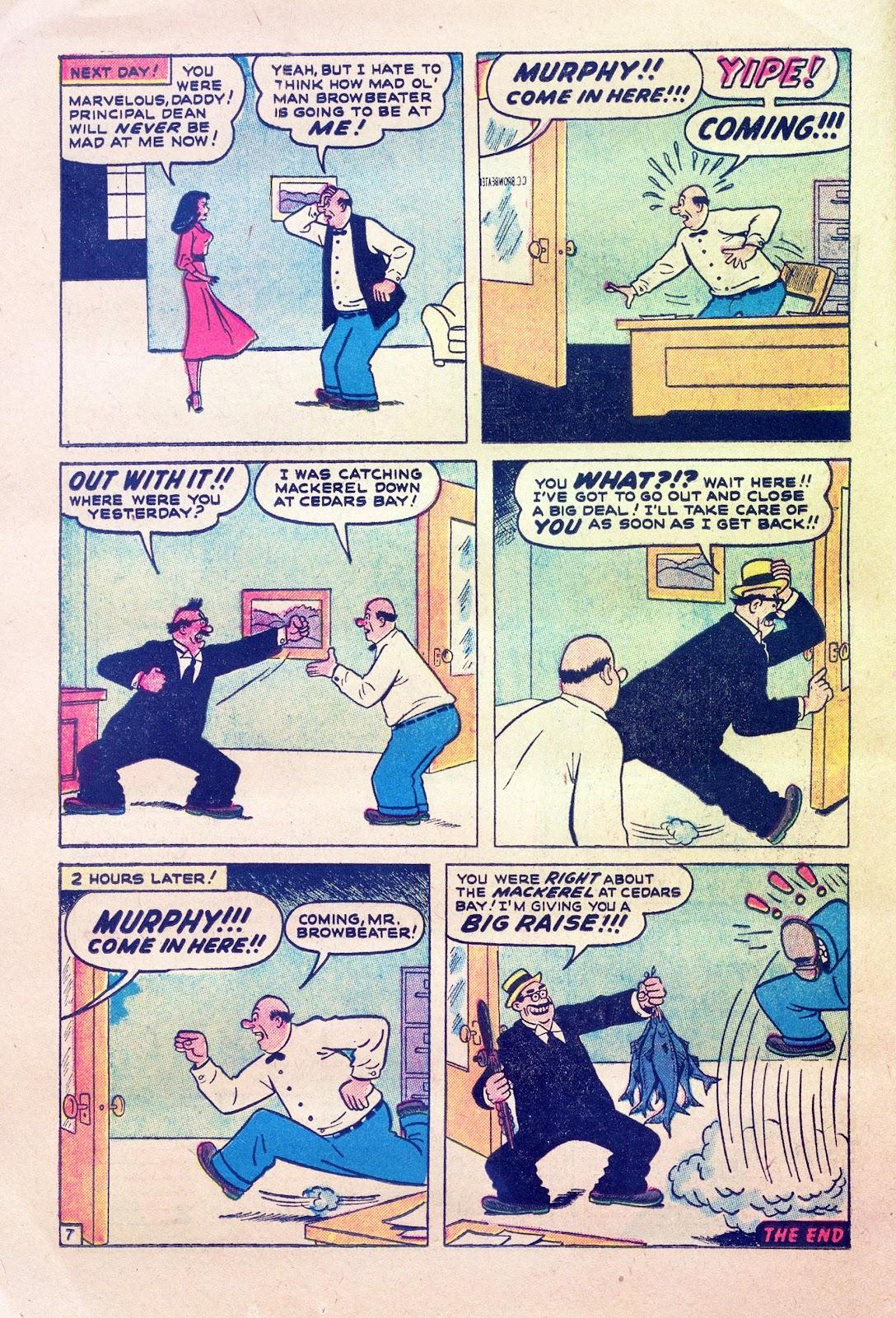 Read online Joker Comics comic -  Issue #41 - 38