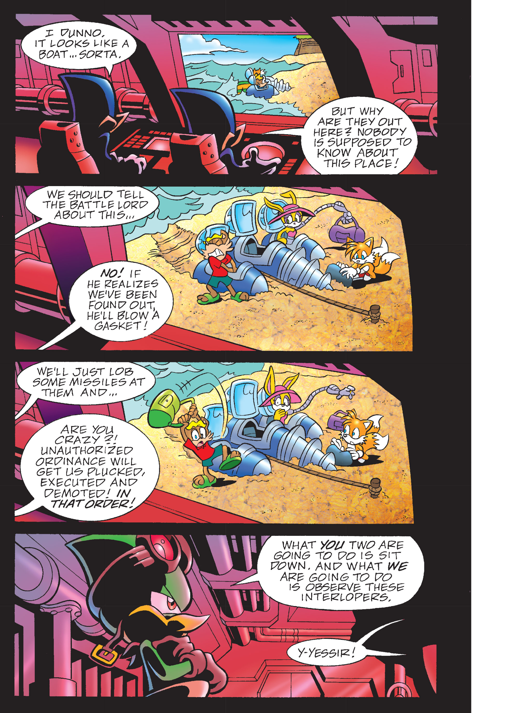 Read online Sonic Super Digest comic -  Issue #8 - 33