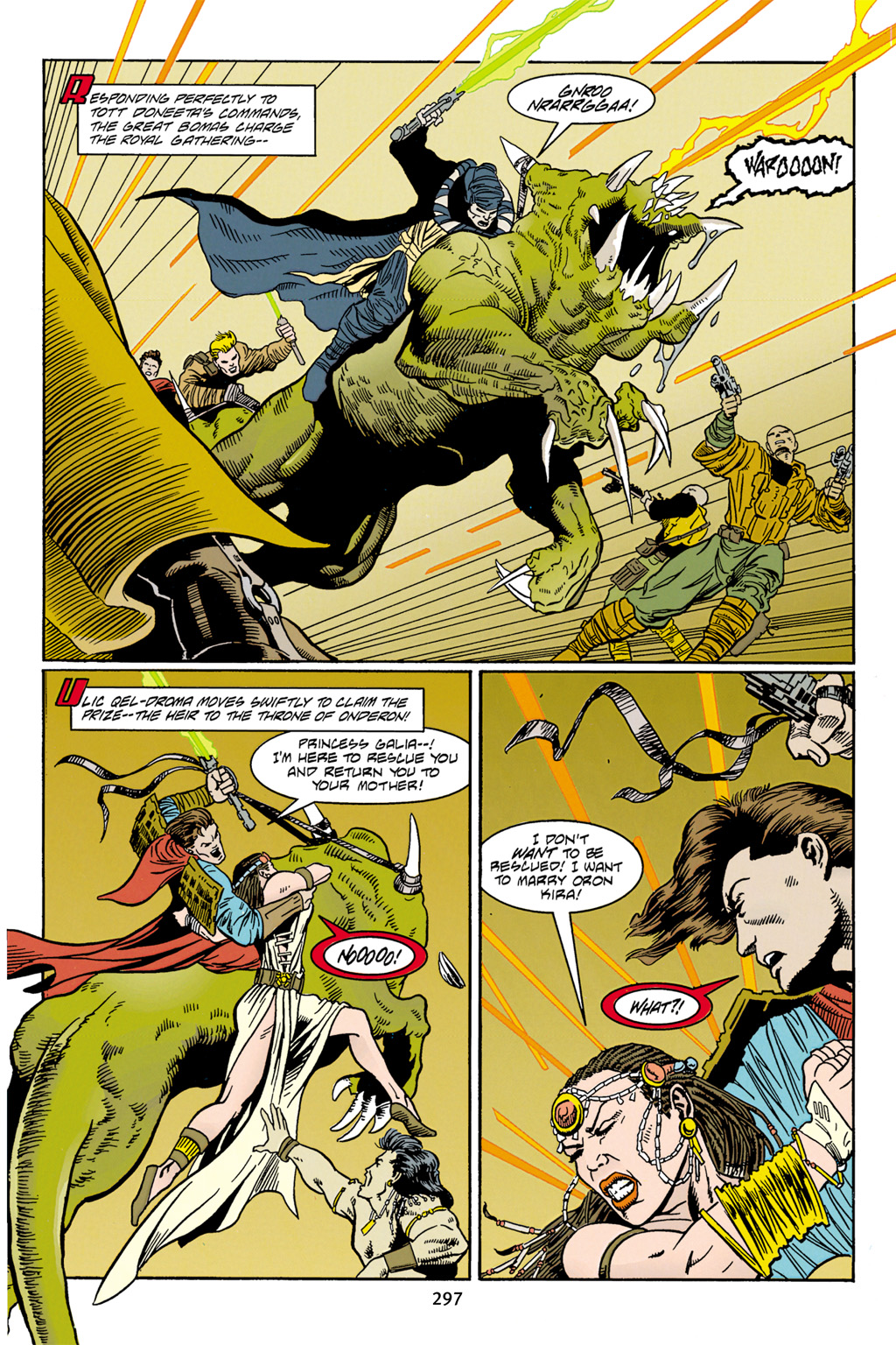 Read online Star Wars Omnibus comic -  Issue # Vol. 4 - 286