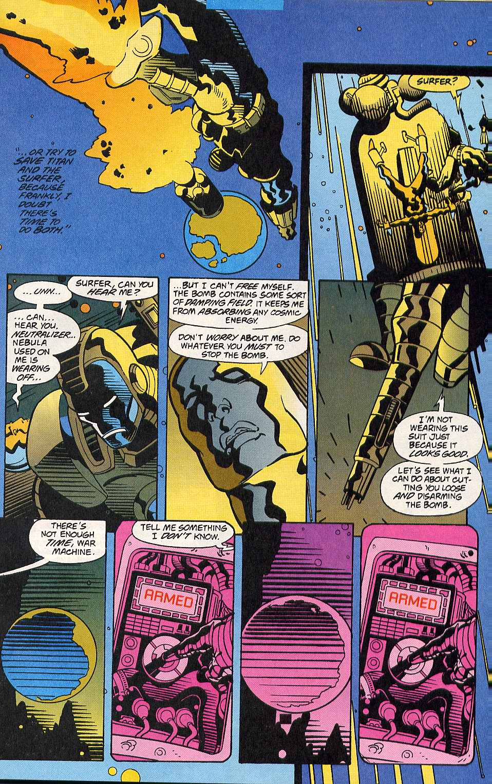 Read online Secret Defenders comic -  Issue #10 - 16