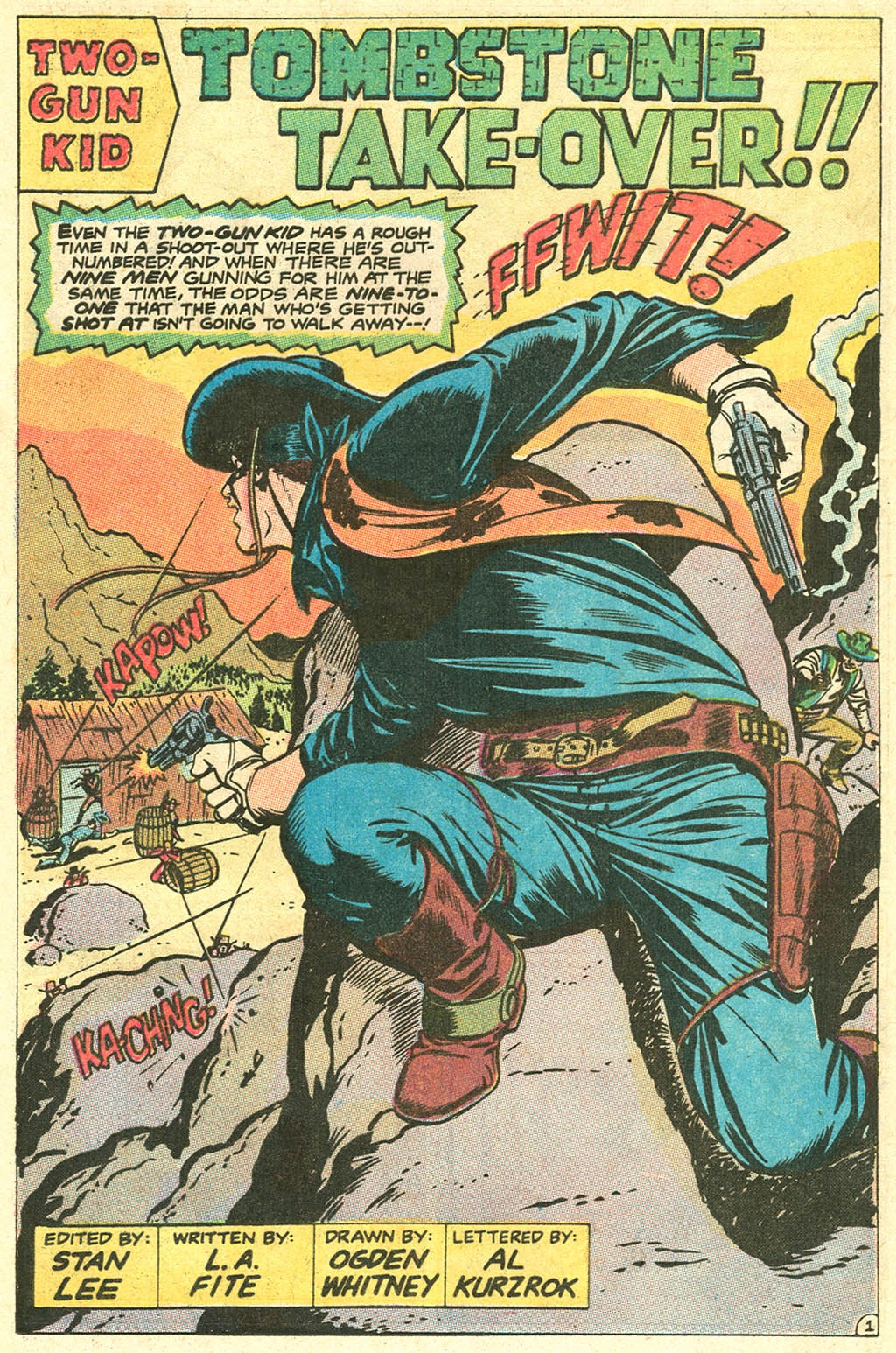 Kid Colt Outlaw issue 141 - Page 17